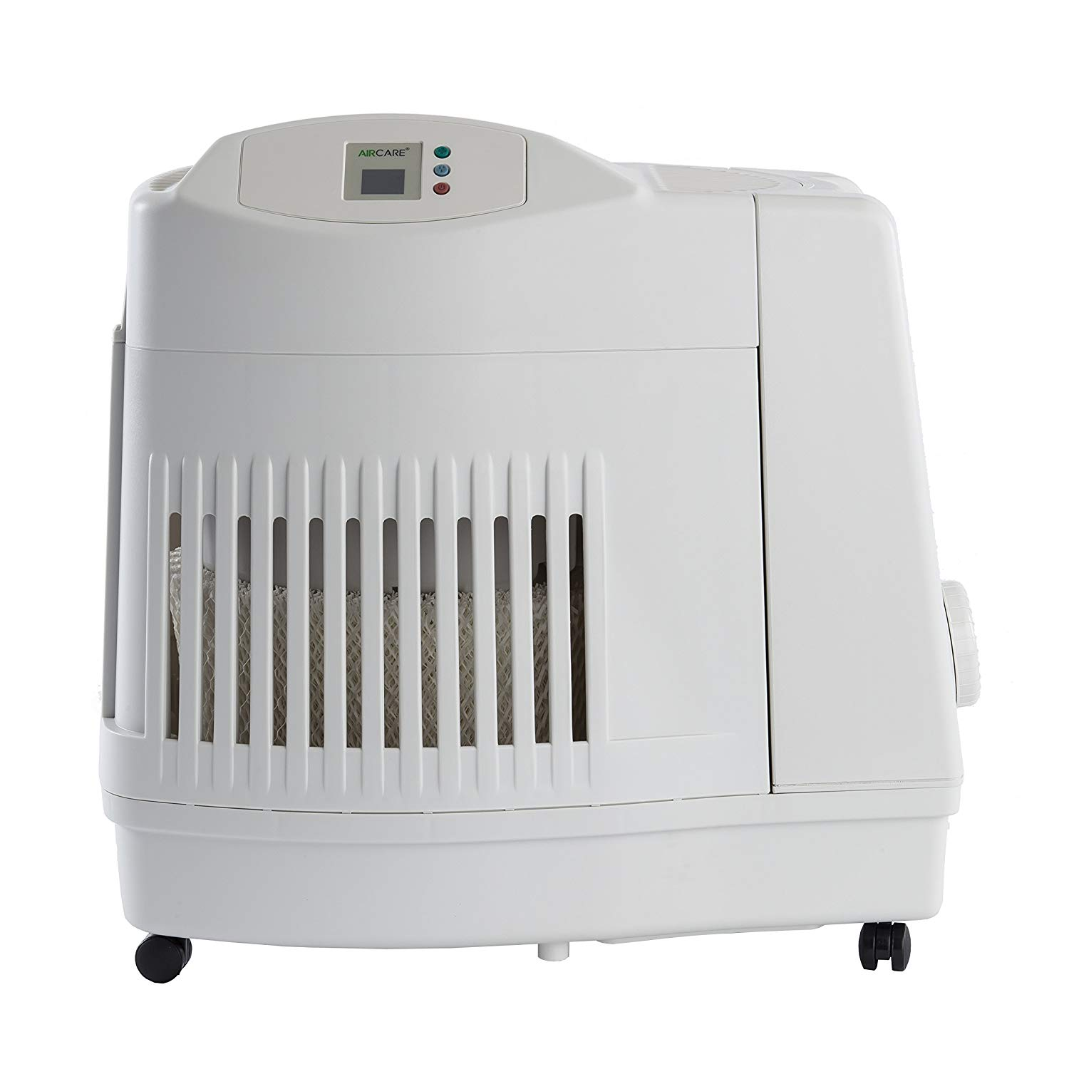large white console style humidifier.