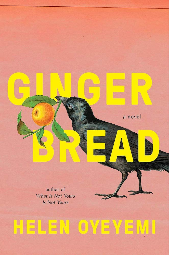 Gingerbread book cover