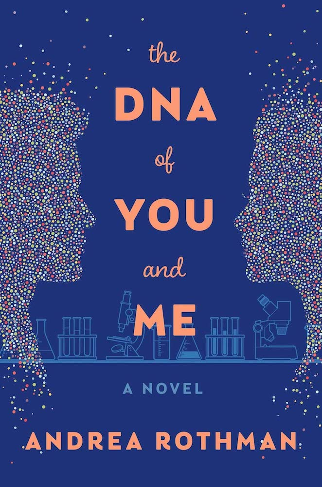 The DNA of You & Me book cover