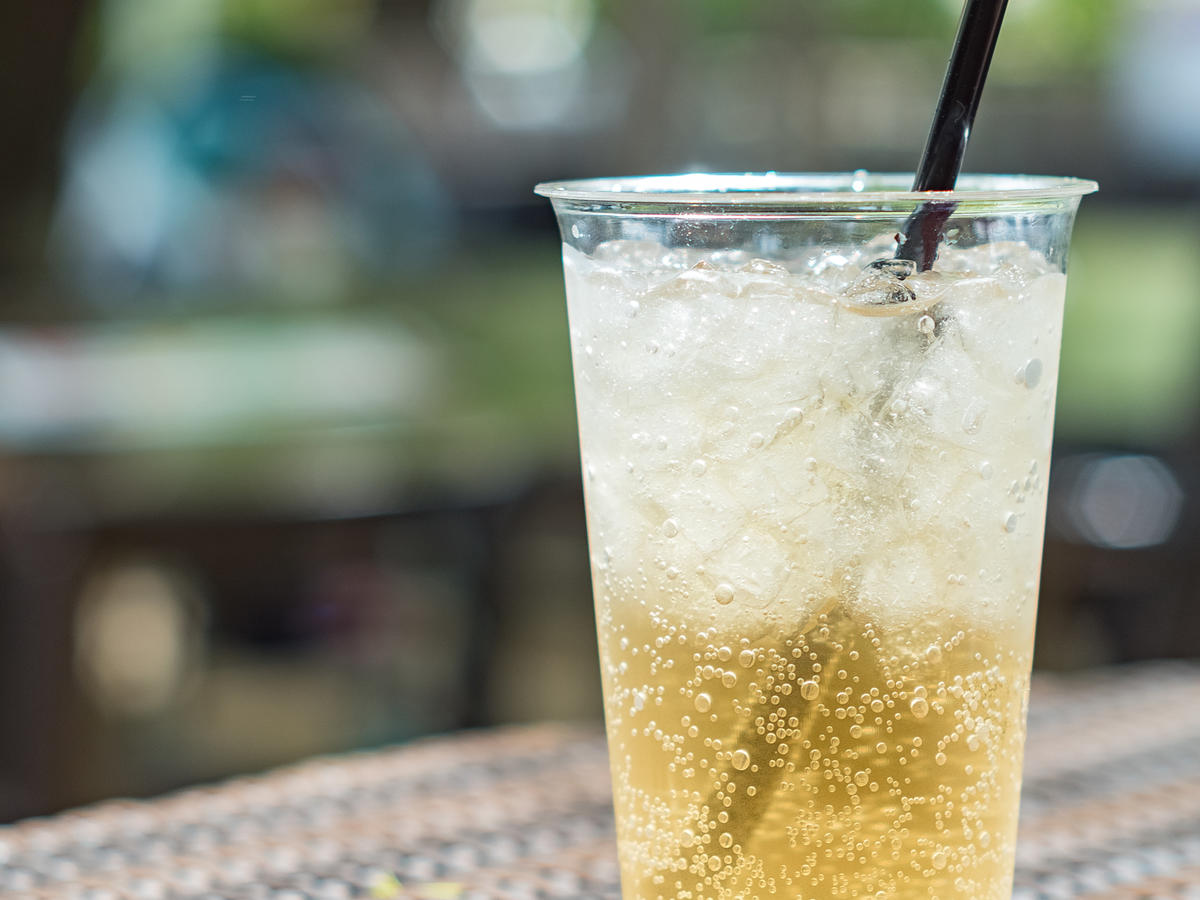 Ginger Ale Isn't the Key to Calming Your Stomach—Here's Why