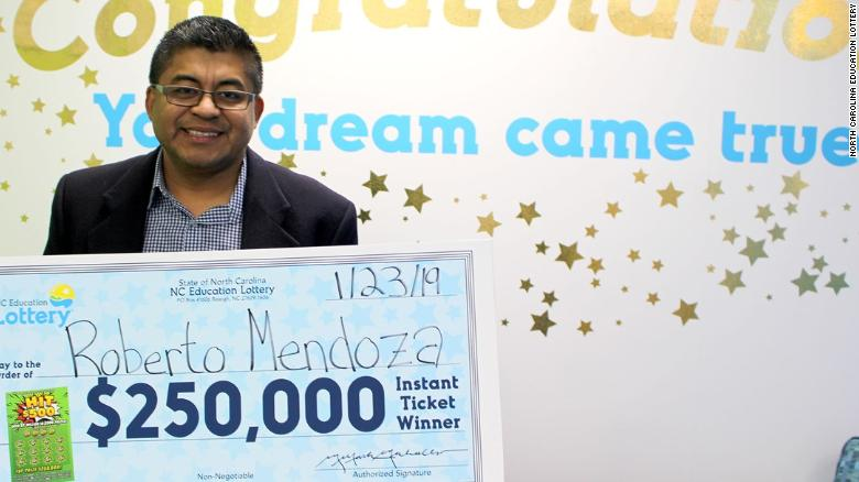 A Chef Who Won the Lottery Is Using Winnings to Feed the Hungry