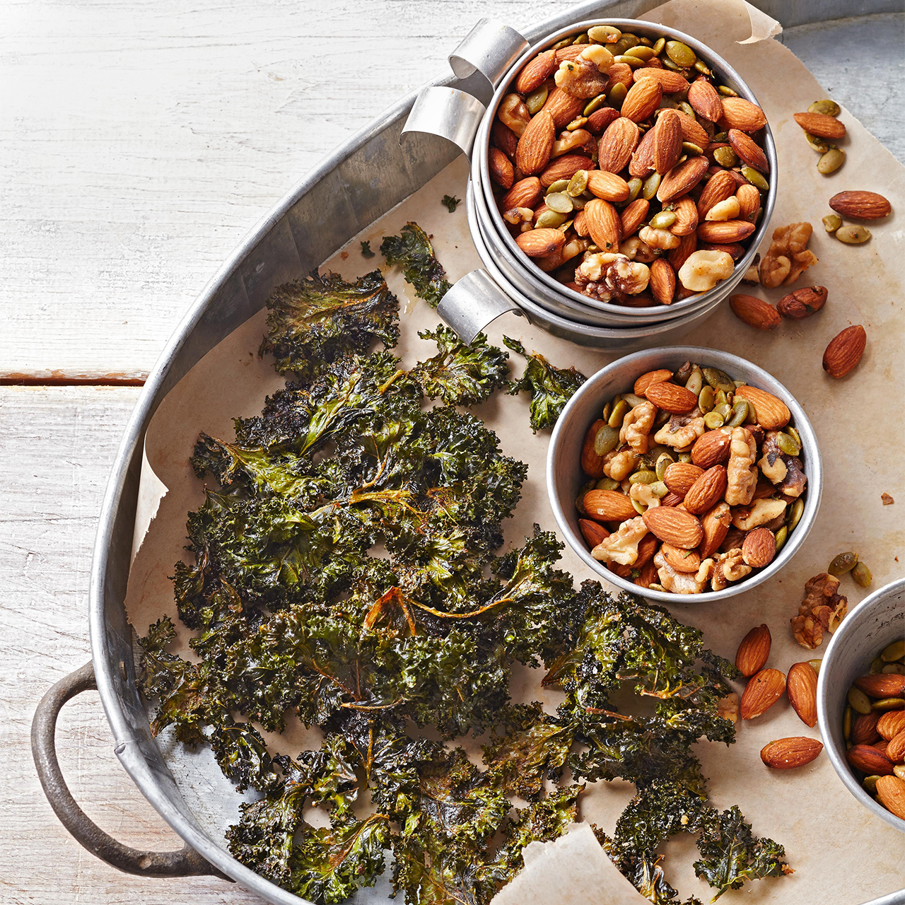 Paleo Rosemary Roasted Nuts