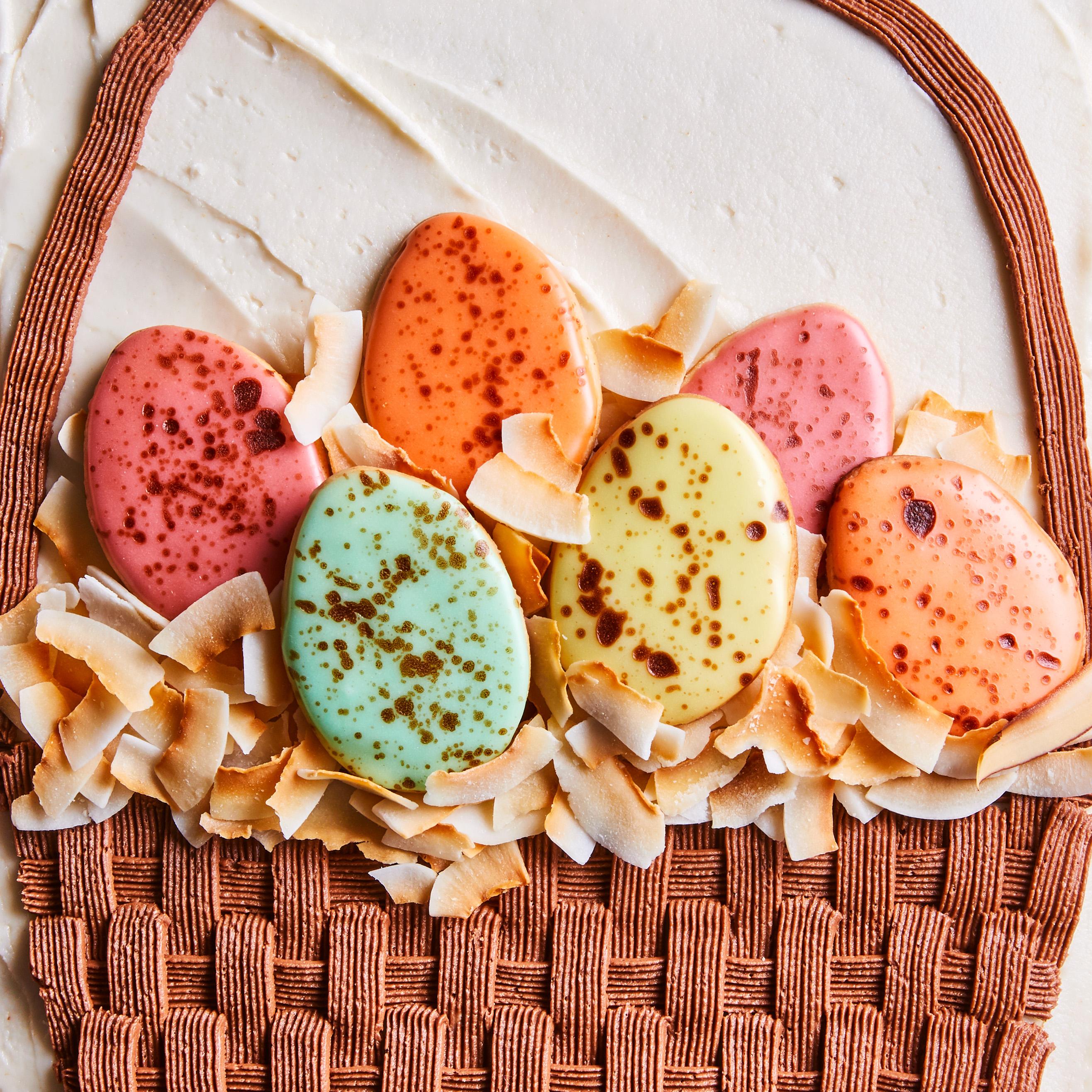 Speckled Egg Sugar Cookies