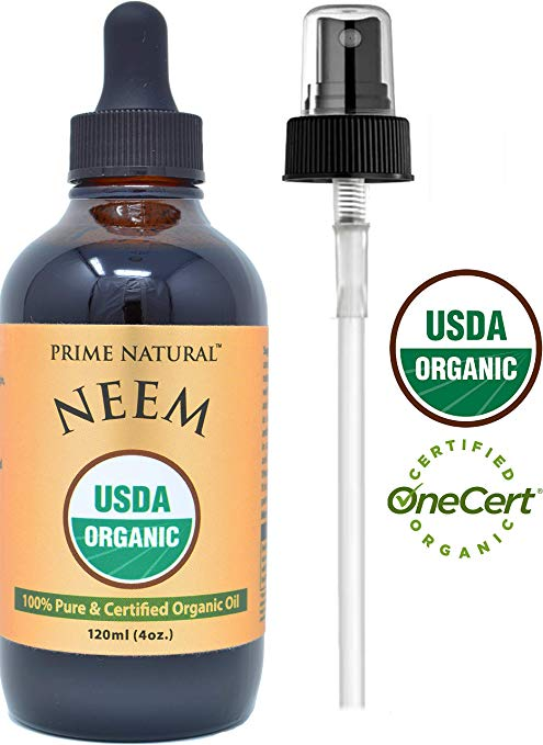 neem oil usda organic