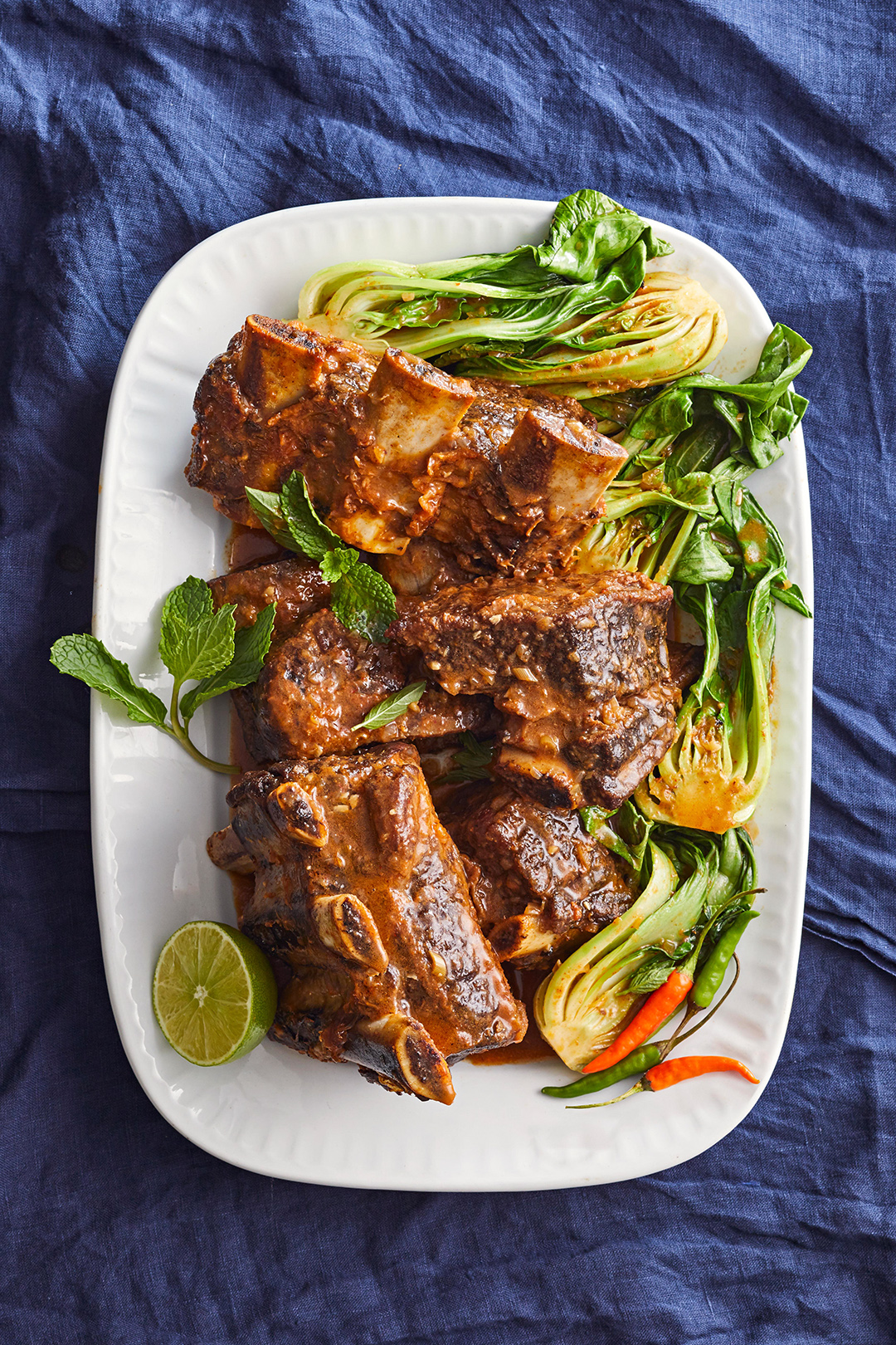 Coconut-Curry Short Ribs