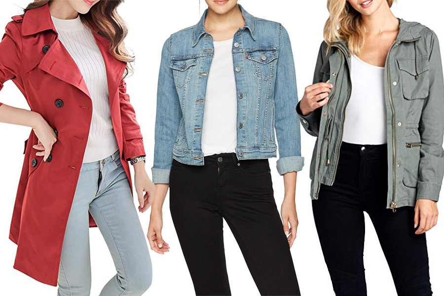 8 Lightweight Jackets to Take You from Winter to Spring — All Under $50