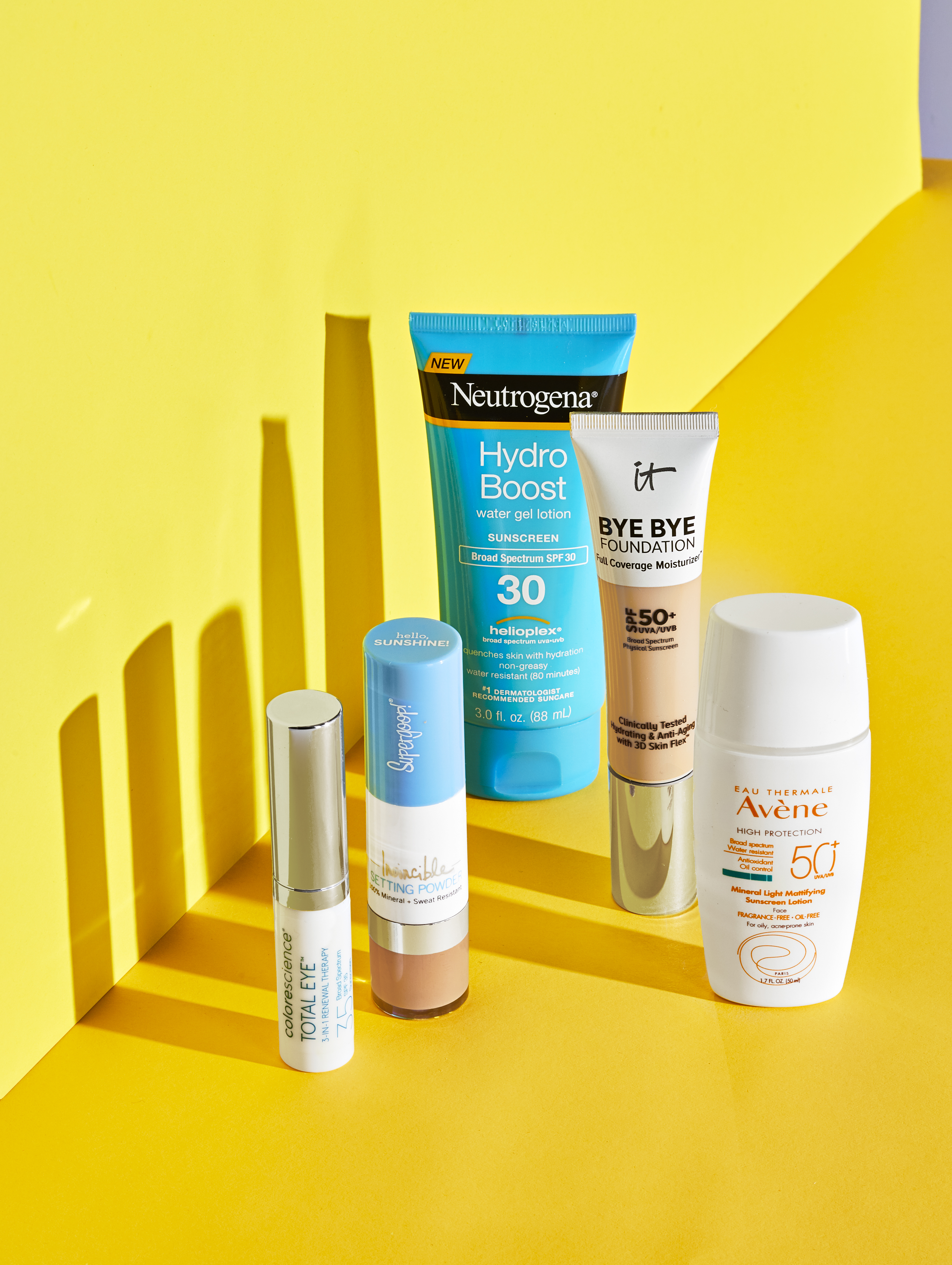 Sunscreen and skin care products