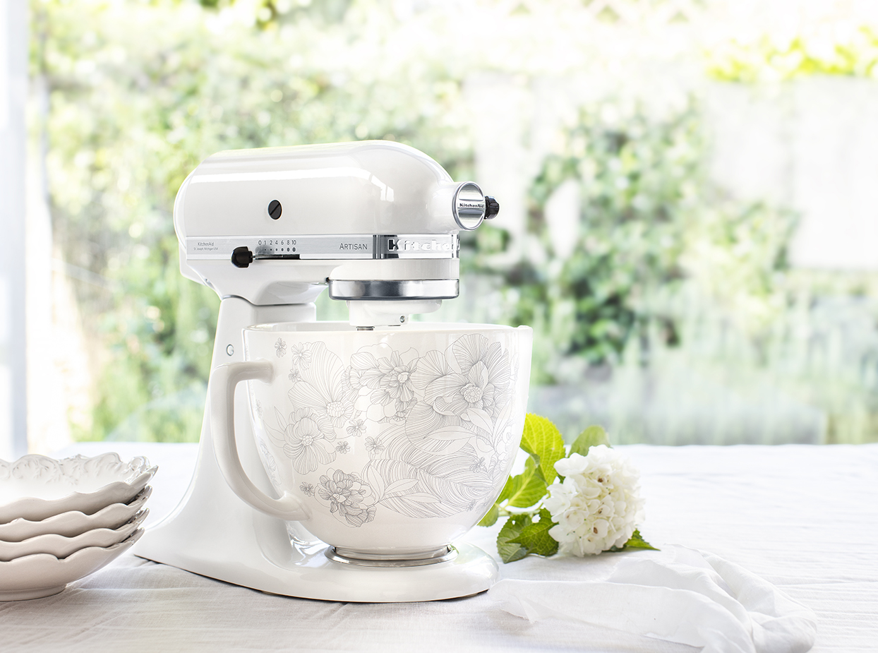 Dress Up Your Kitchen For Spring With Kitchenaid S 5 New