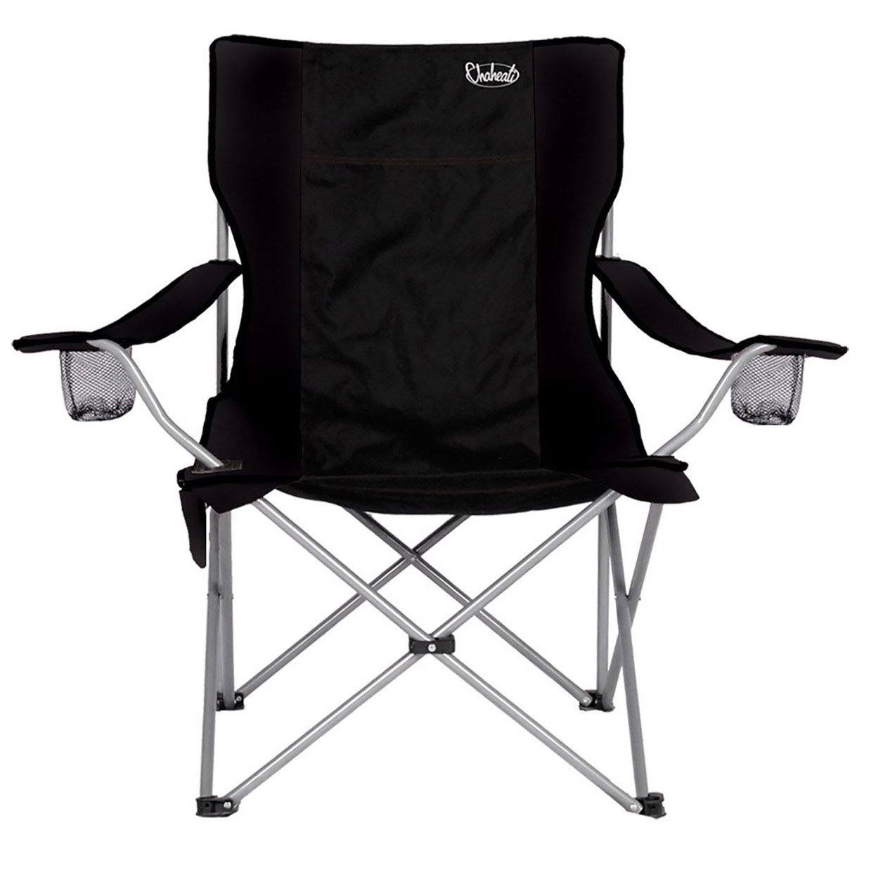This Folding Chair Has a Built-In Seat Warmer