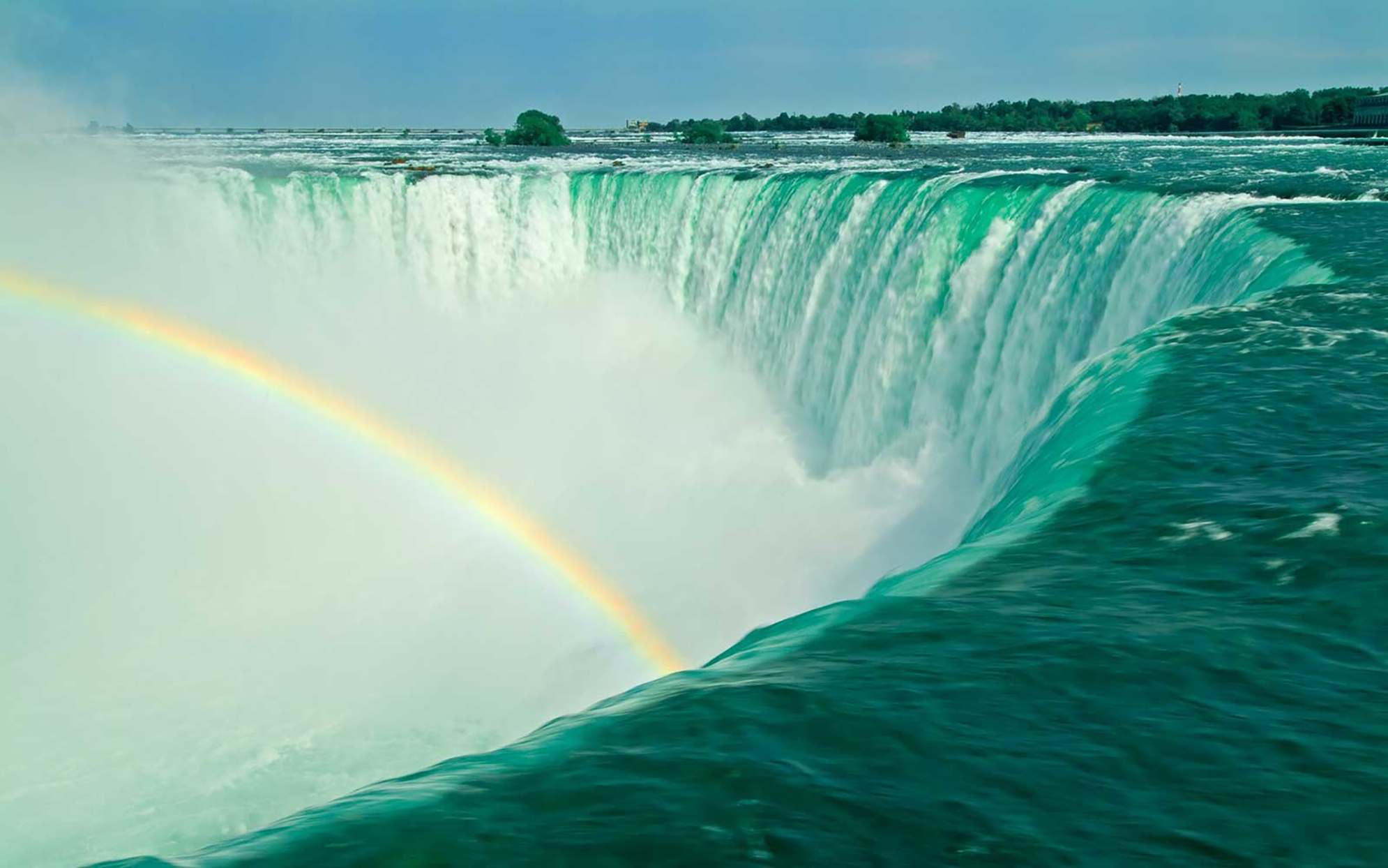 74ca5ba0f Niagara Falls Is Turning Green This Weekend In Honor of St. Patrick's Day
