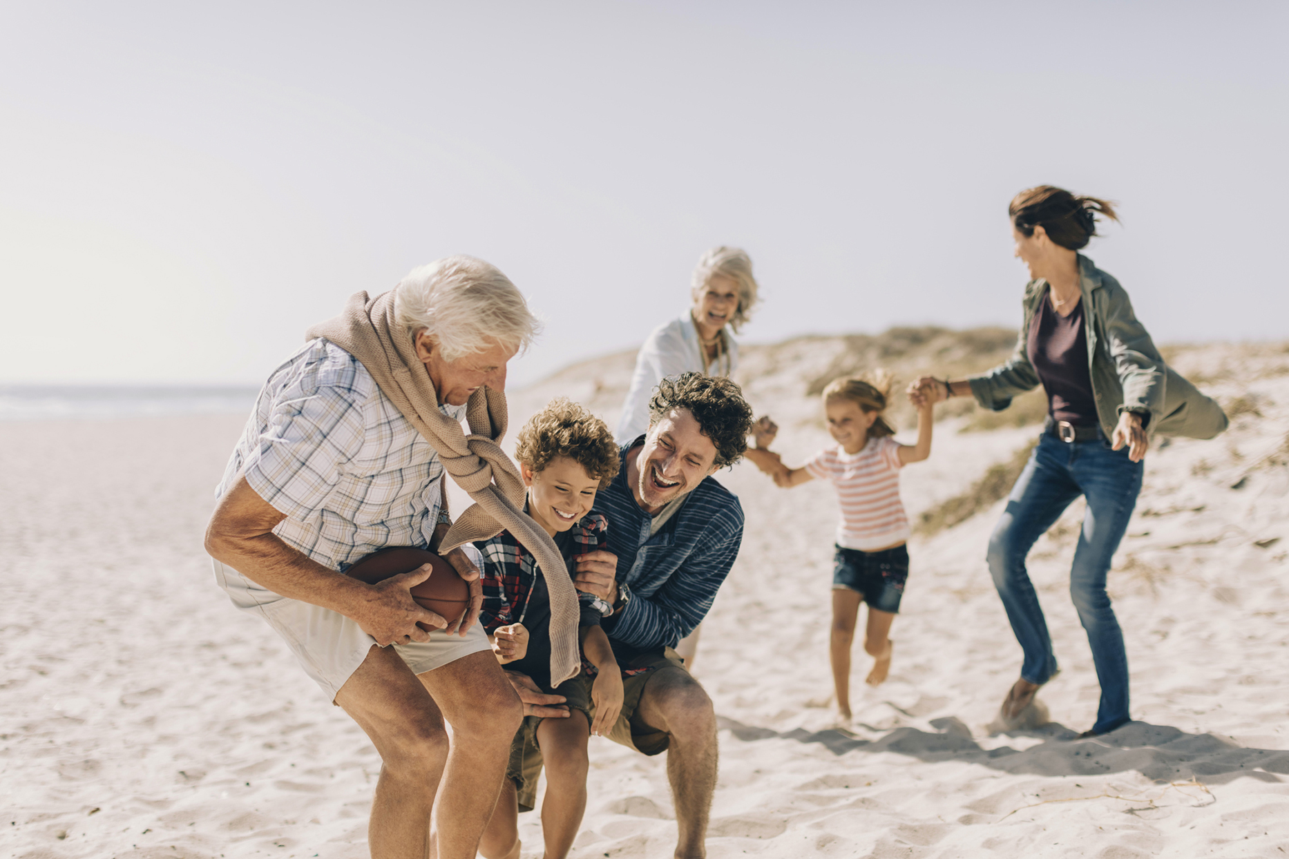 Here's How to Plan the Best Family Vacation, Based on Your Personality