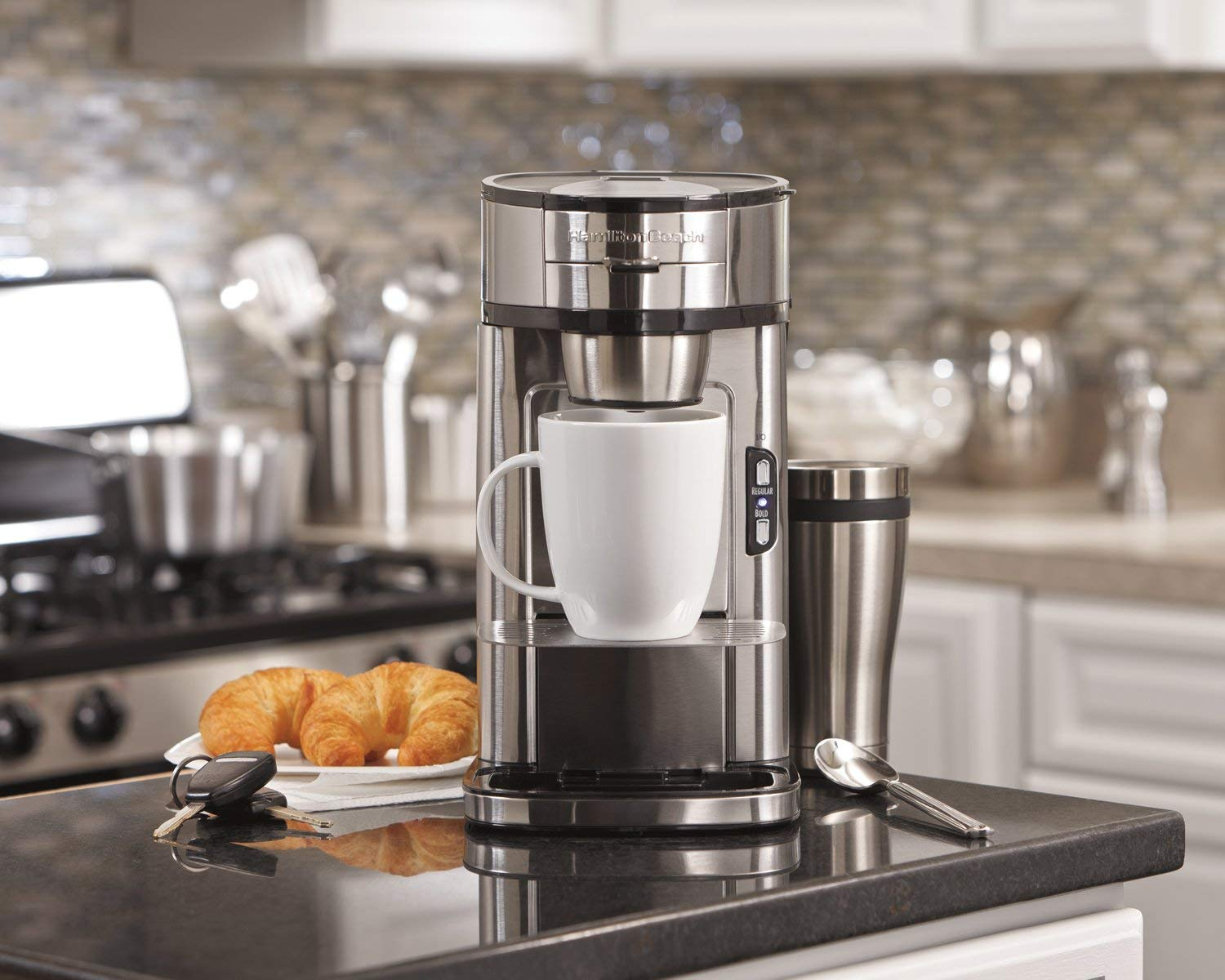 This Coffee Maker Has More Than 6,000 Perfect Ratings on Amazon