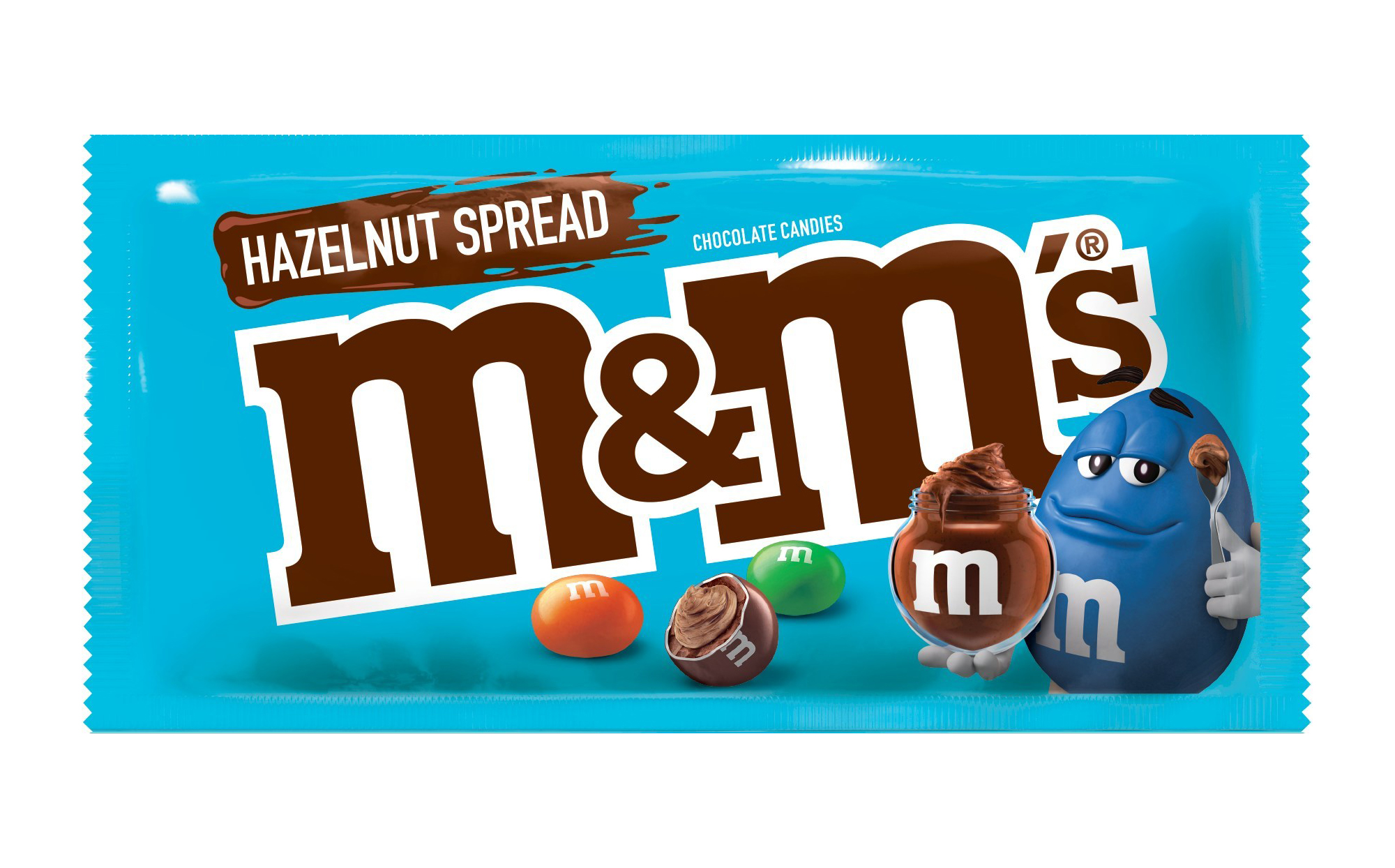 Hazelnut Spread M&M's Are Coming in April, and We Can't Wait