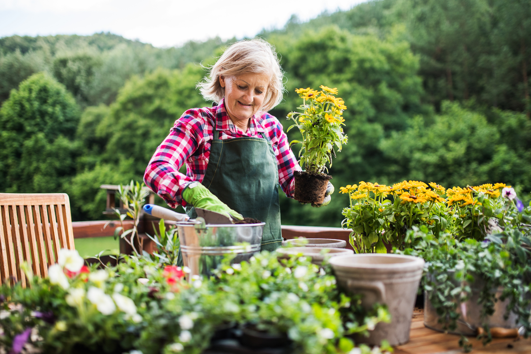 A New Study Says Gardening Has Significant Health Benefits