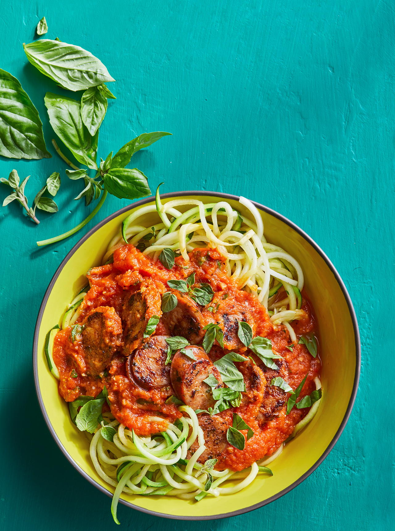 Vegetable Noodle Recipes: You Won't Miss the Carbs