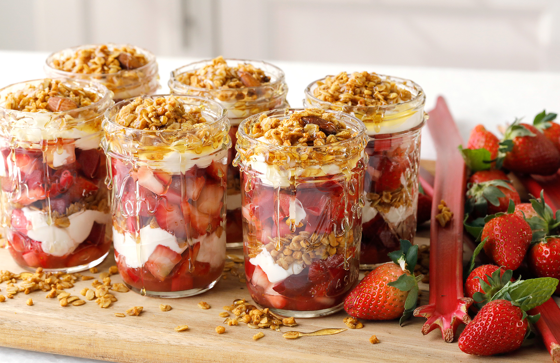Healthy Rhubarb Recipes You Can Make in Just 45 Minutes (or Less!)
