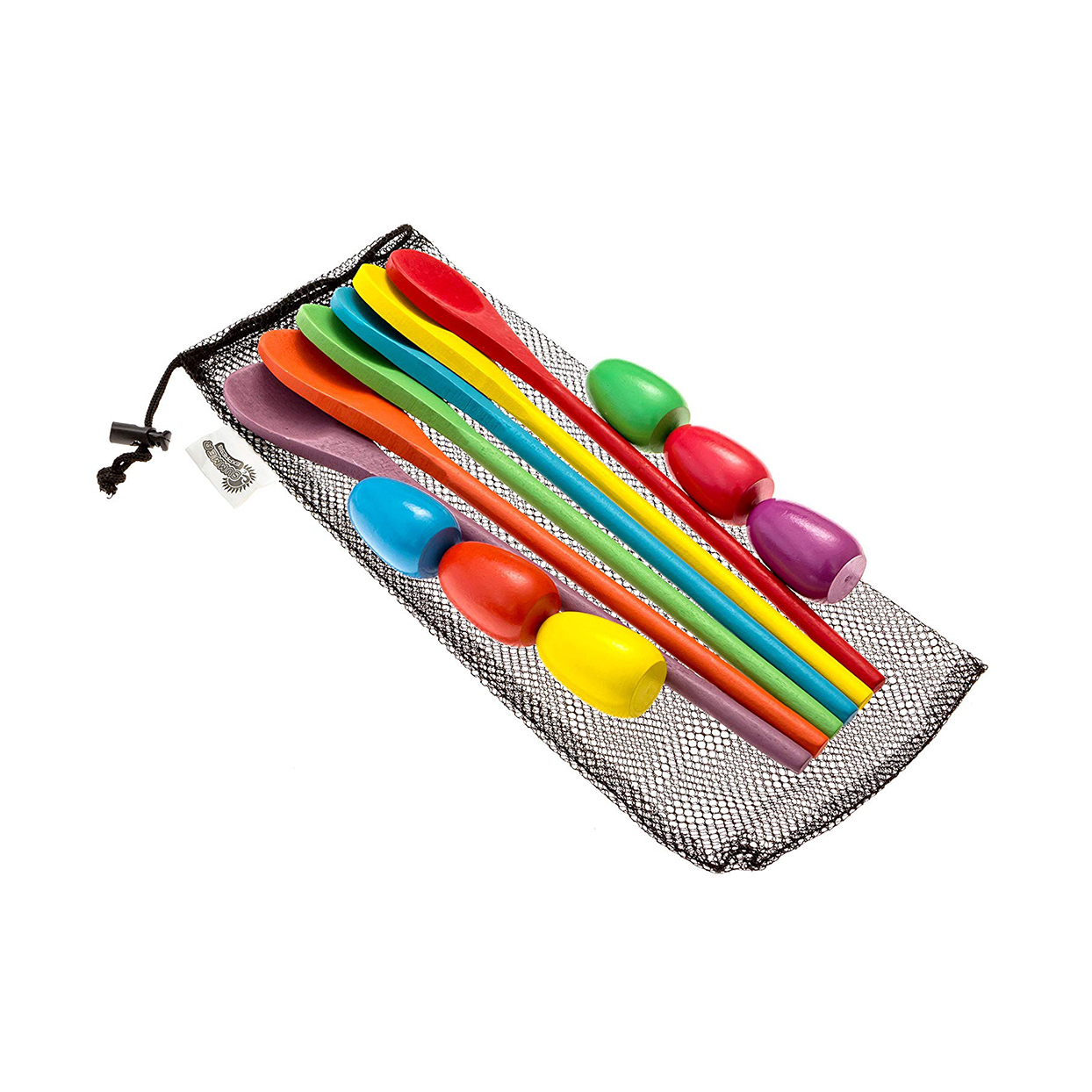 Egg and Spoon Relay Race Game Set