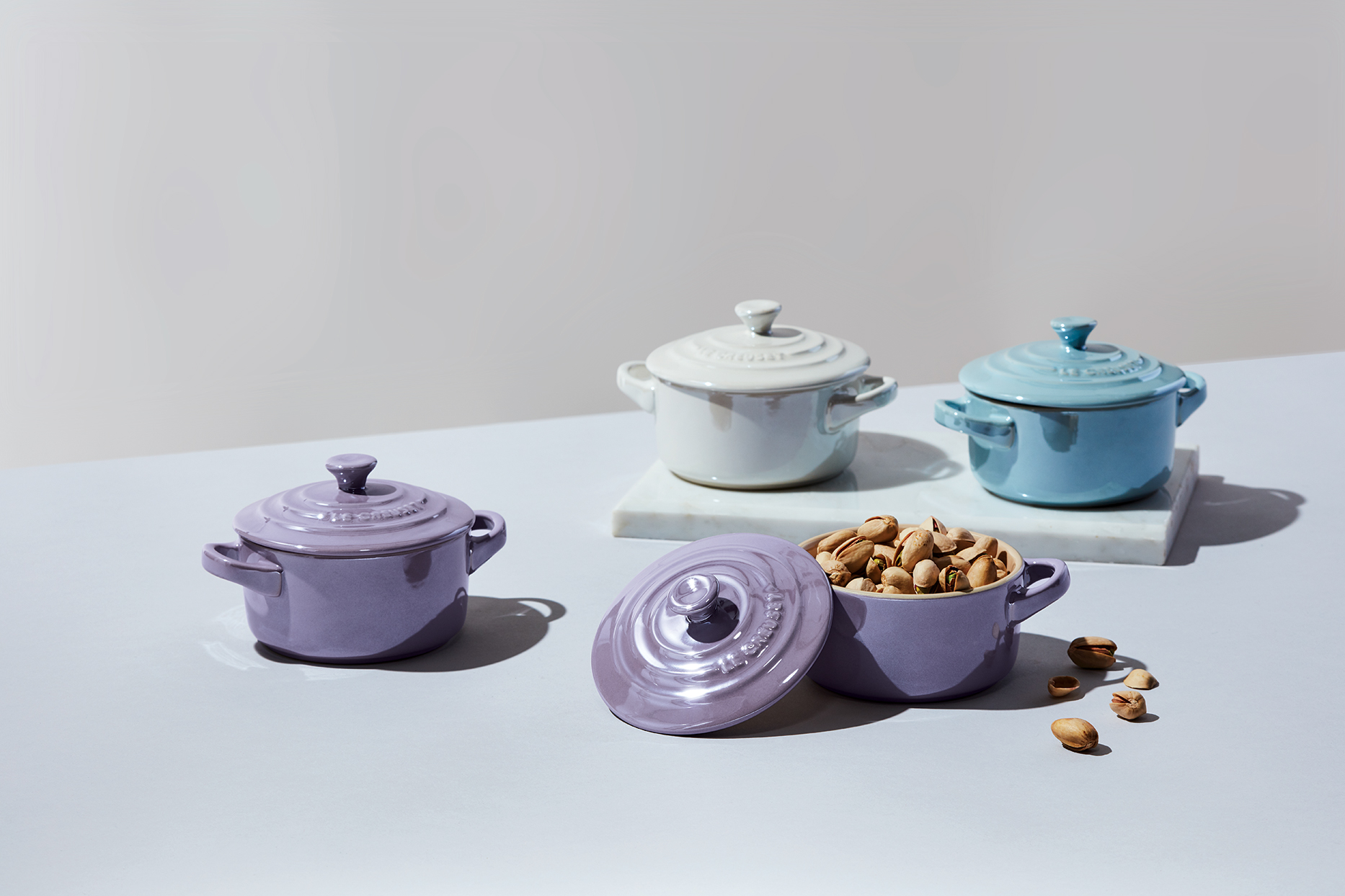 Le Creuset Is Releasing a New Metallic Collection—And Almost Everything Is Under $50