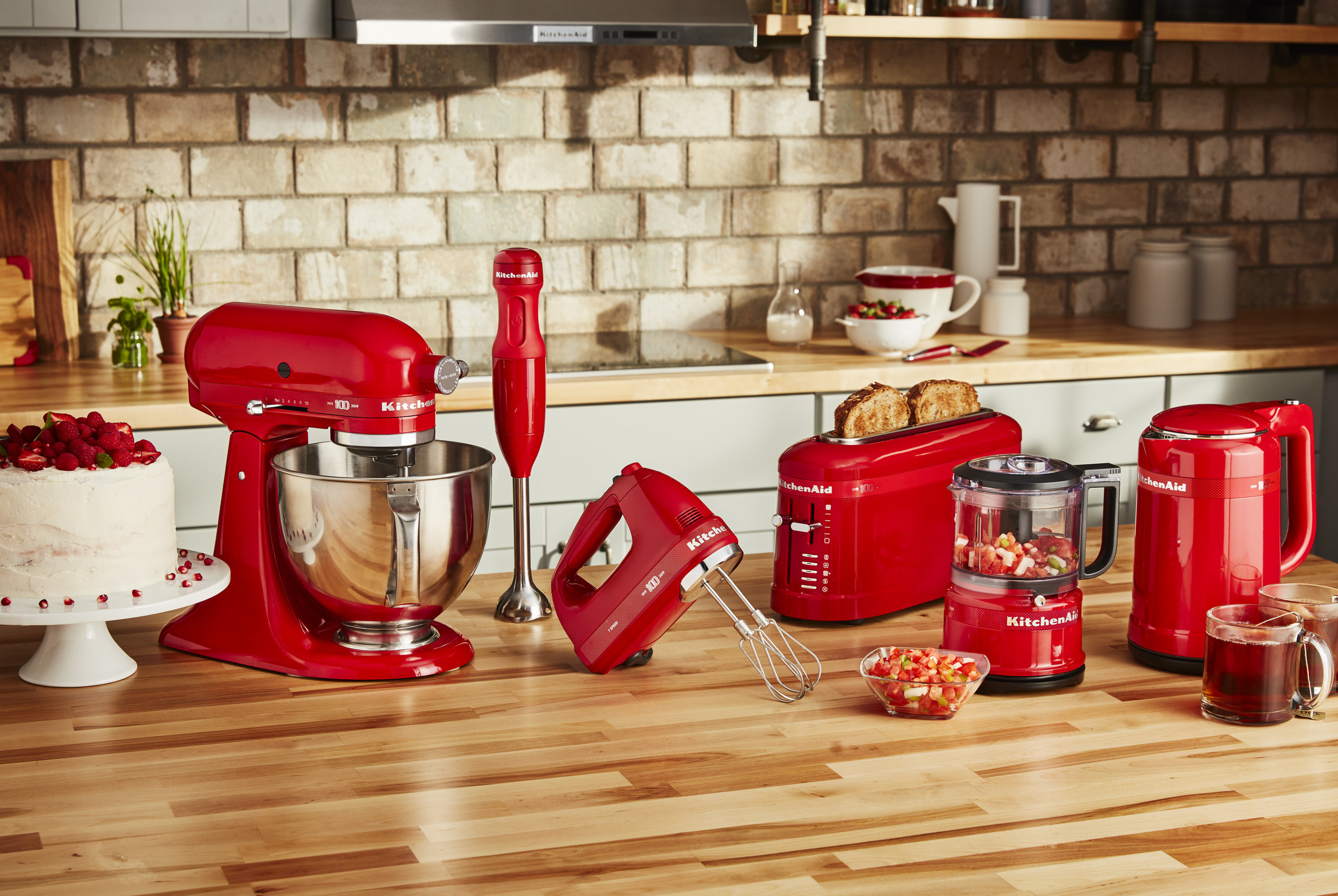 the kitchen collection locations kitchenaid released a special color for its 100 year anniversary better homes gardens 8416