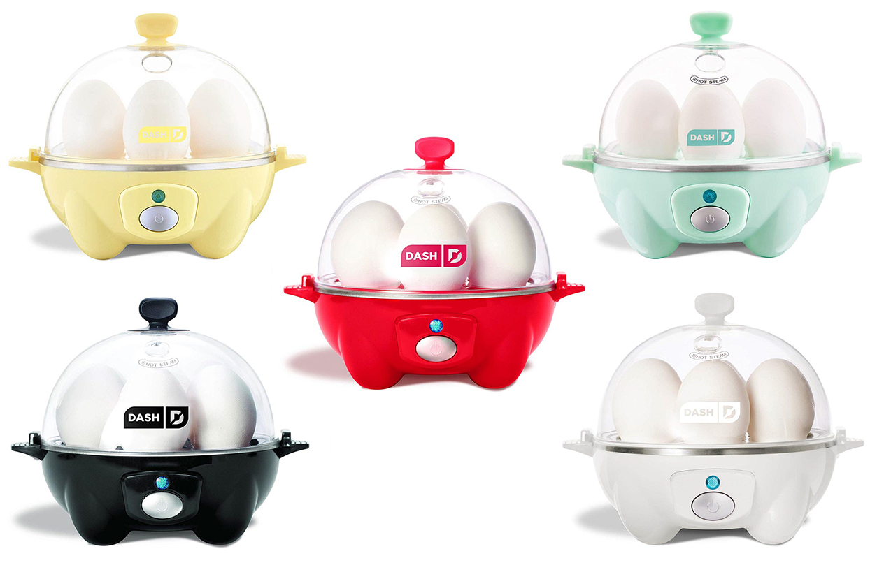 Over 380,000 People Bought This Under-$20 Egg Cooker from Amazon Last Year — Here's Why You Need One, Too