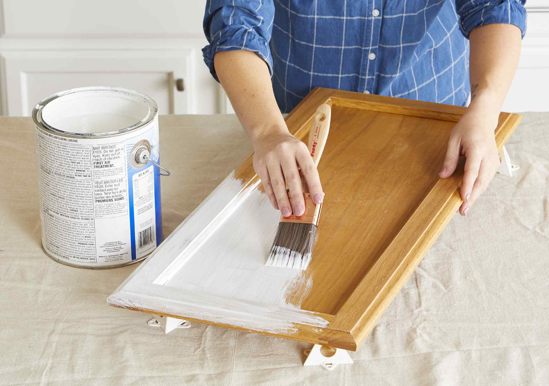 Painting Kitchen Cabinets | Better Homes & Gardens