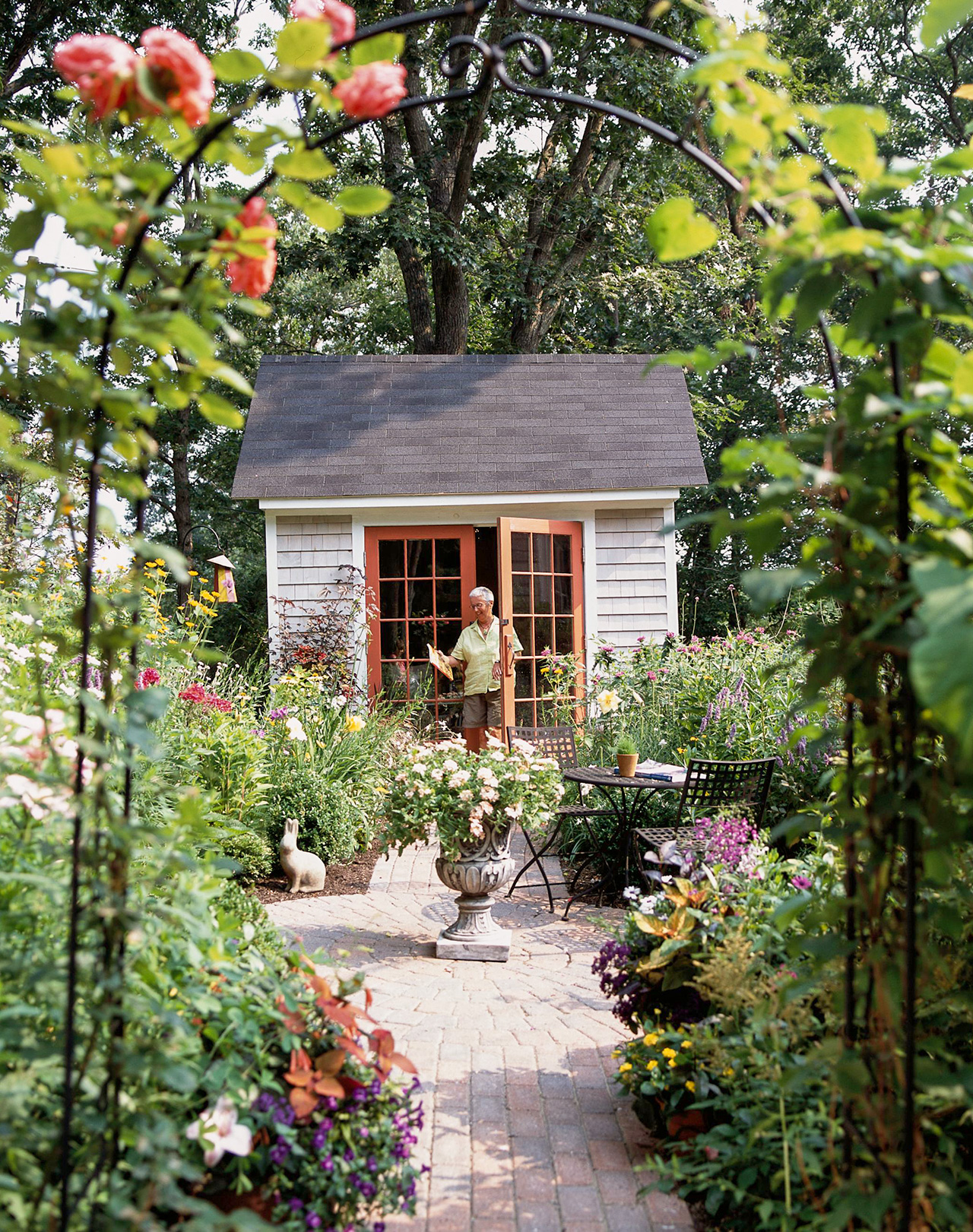Include A Shed In Your Backyard Design