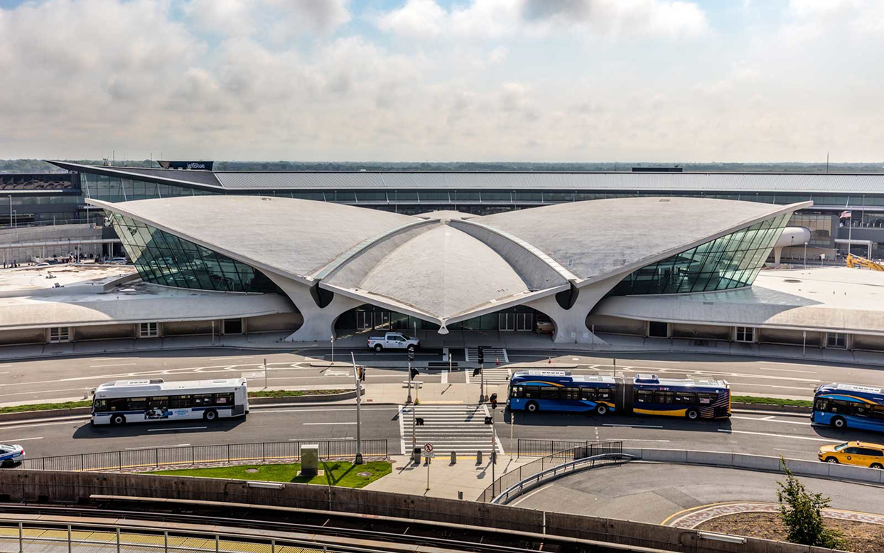 The TWA Hotel Has Officially Opened at New York City's JFK Airport