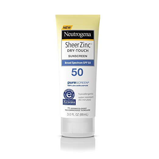 mineral face sunscreen
