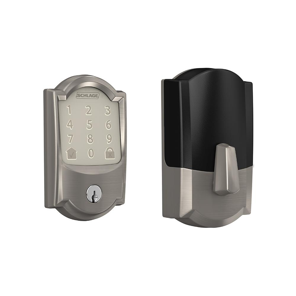 dropout of smart lock