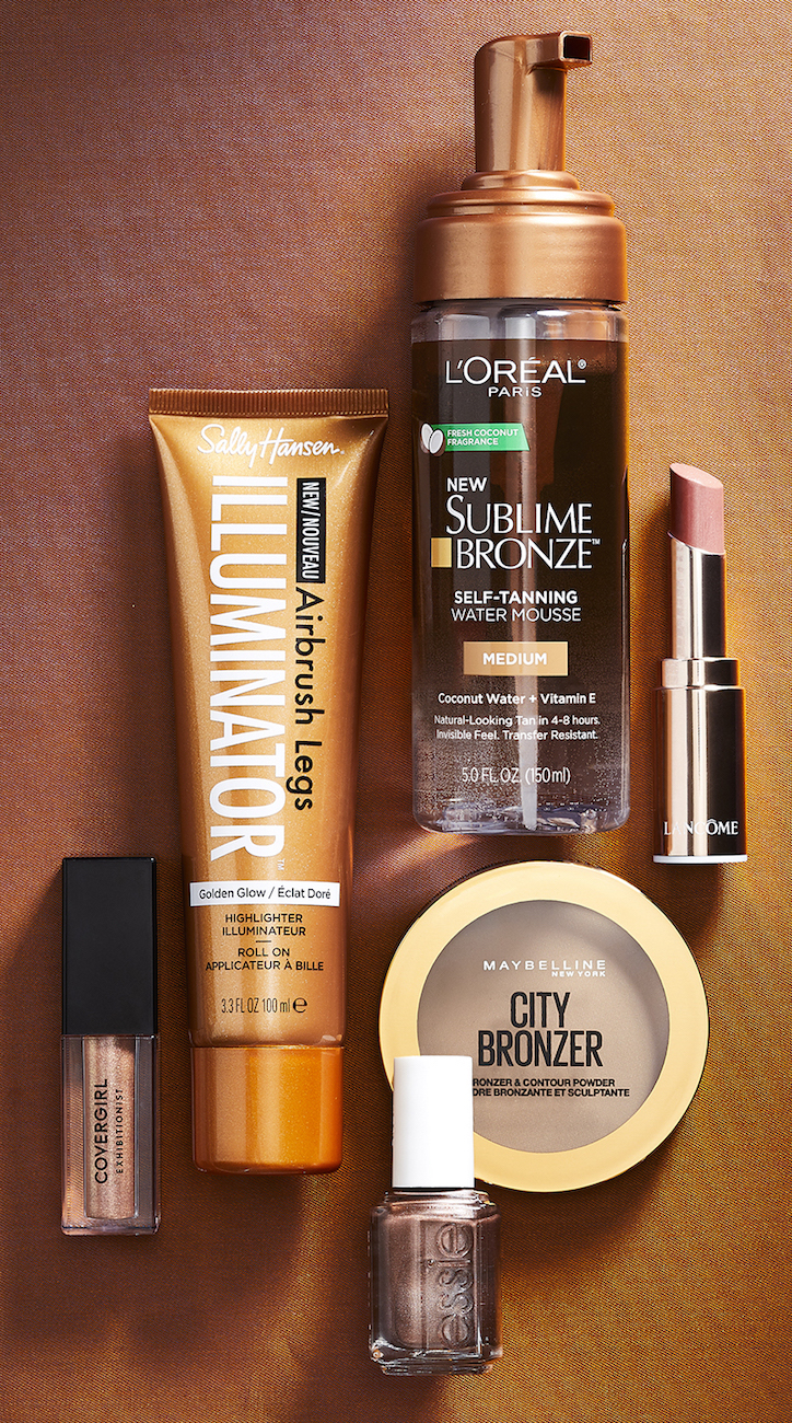 6 Bronze Beauty Products for a Perfect Head-to-Toe Glow