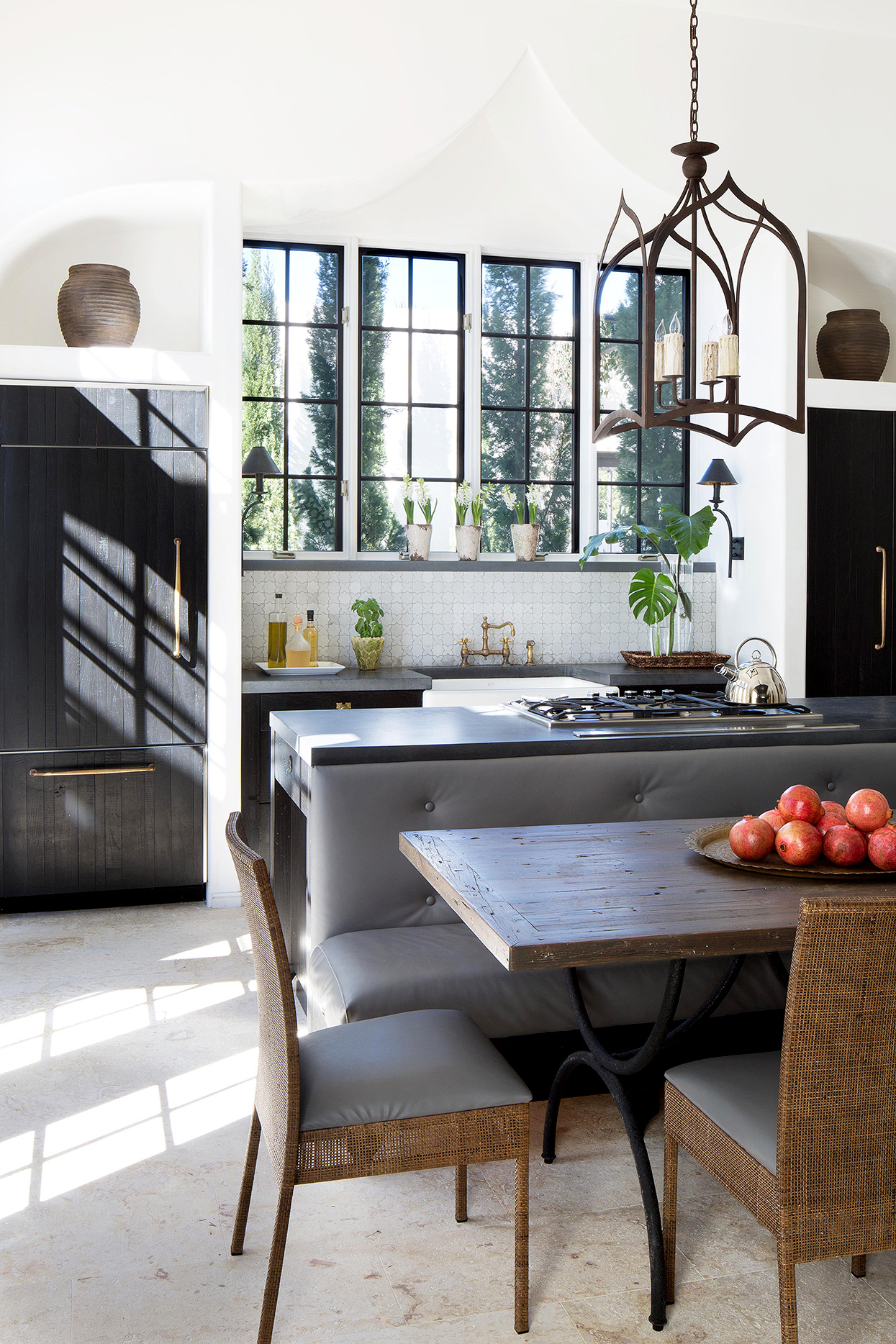 Our Best Breakfast Room Banquette Ideas