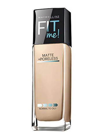 Maybelline Fit Me! Foundations and Powders