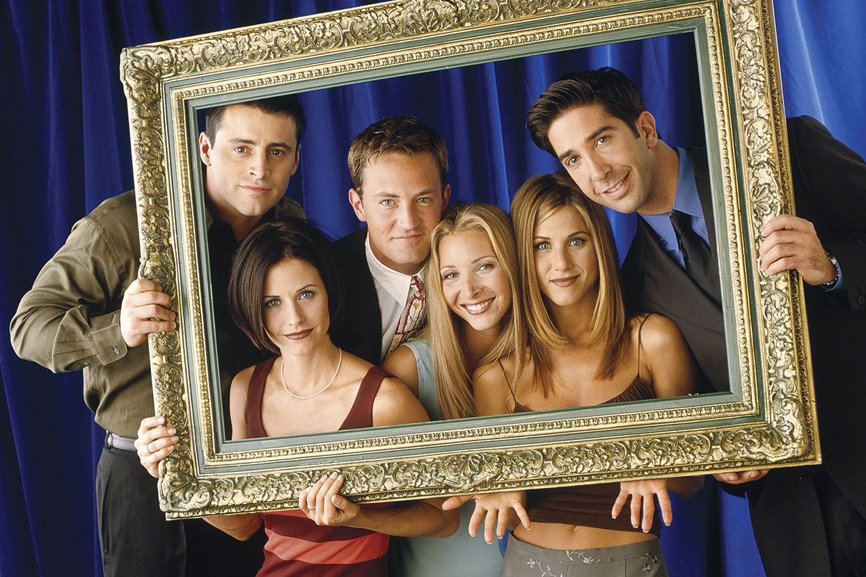 'Friends' Is Hitting Theaters for Show's 25th Anniversary
