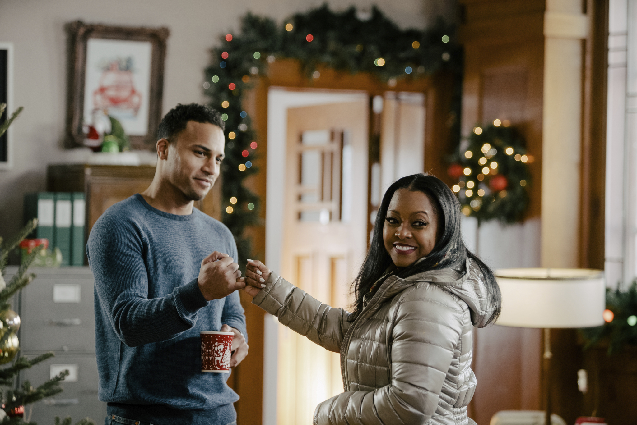 Lifetime Is Airing a Record-Breaking 28 New Christmas Movies