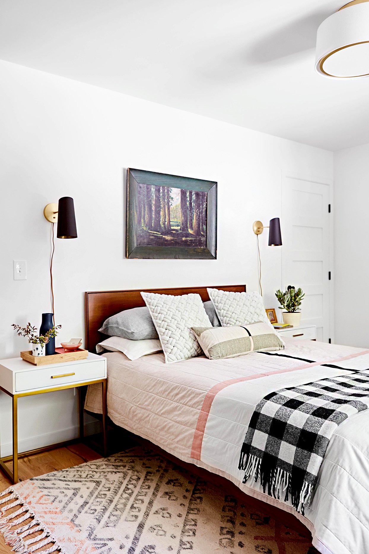 Instantly Refresh Your Bedroom with These Low-Cost Updates