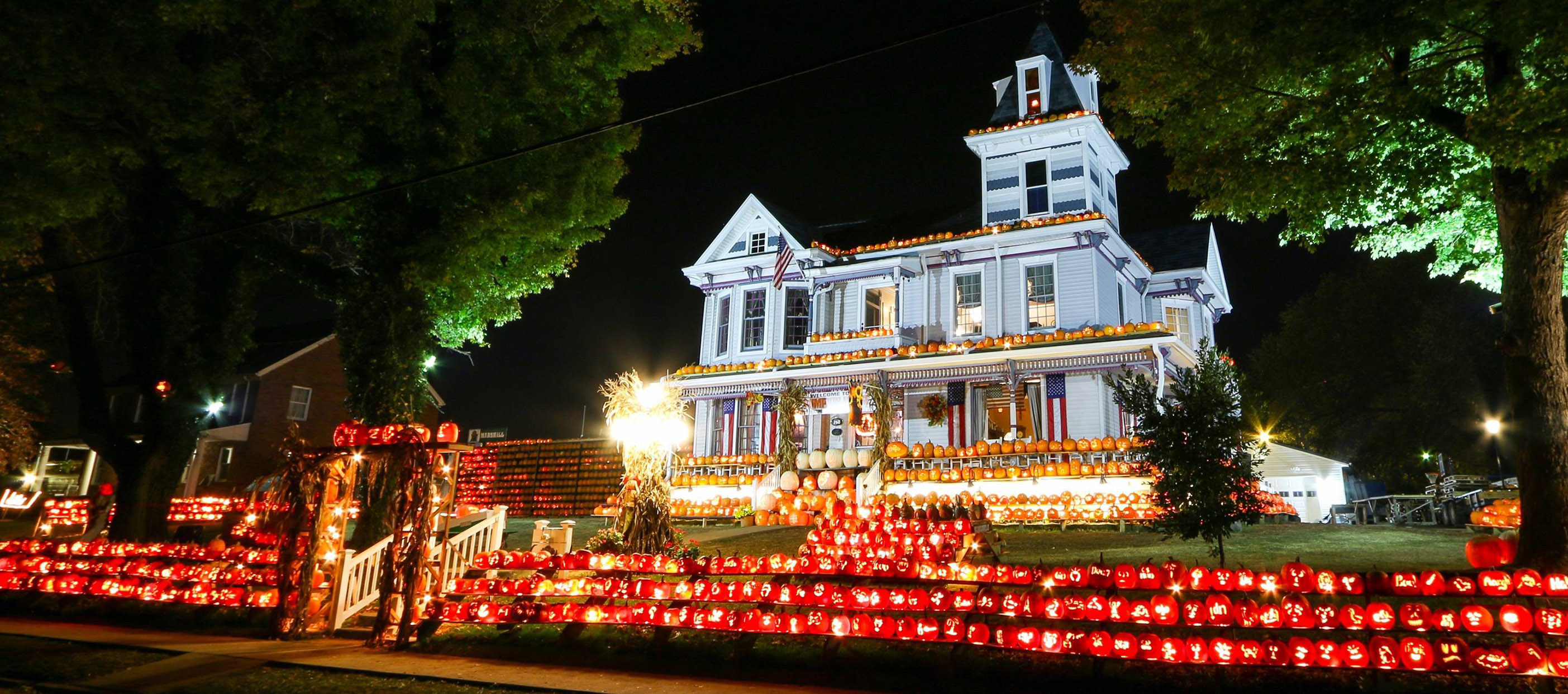8 Amazing Pumpkin Displays You Have to See to Believe