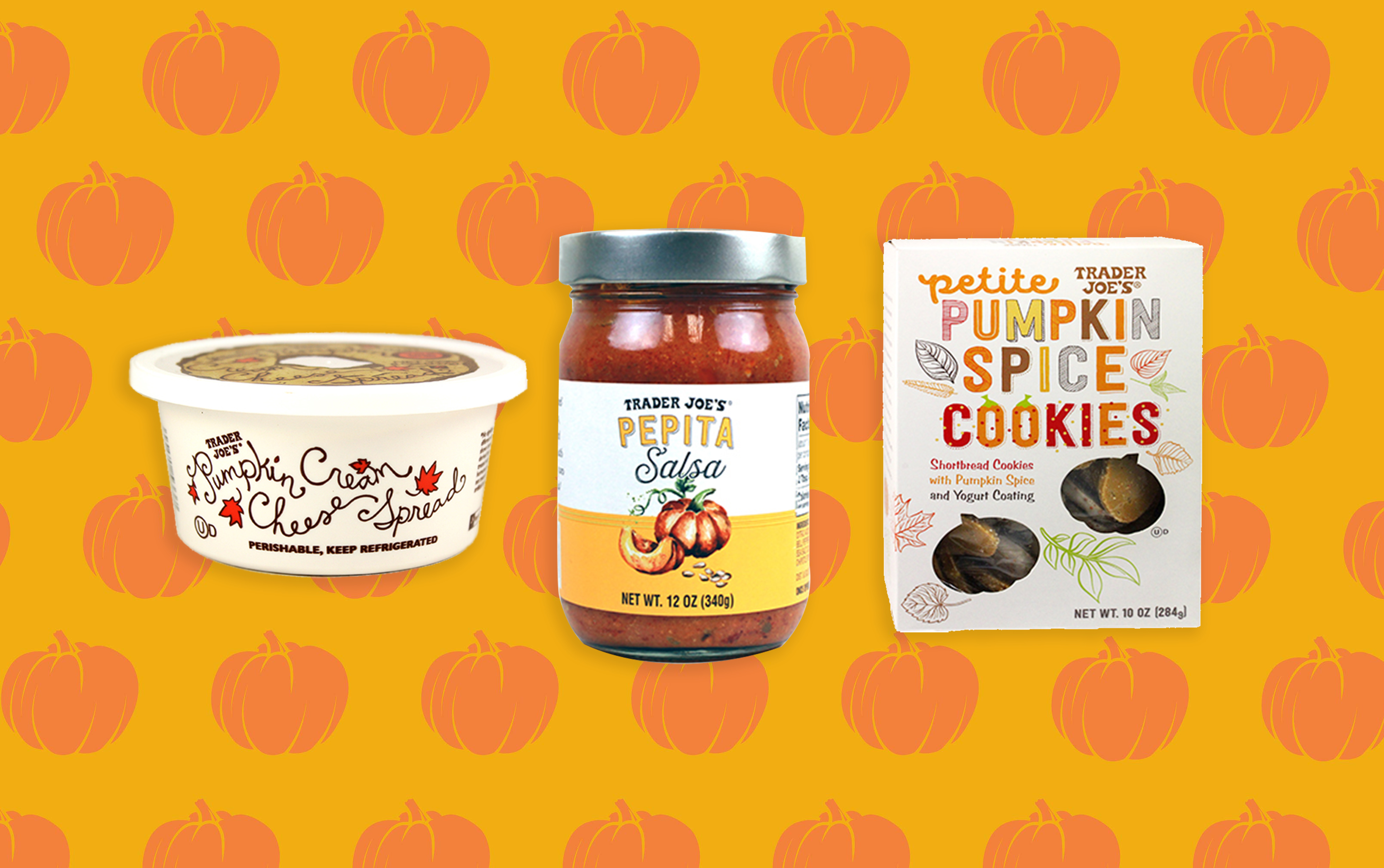These Are the Pumpkin Products Hitting Shelves at Trader Joe's Now