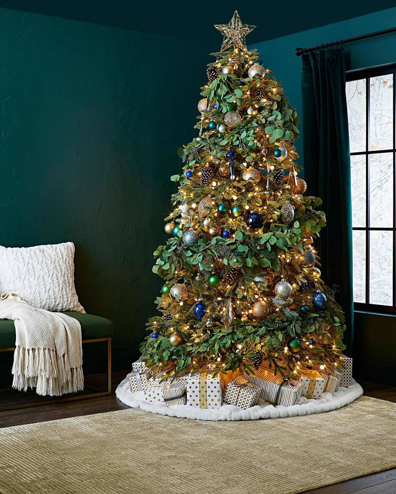 How to Put Lights on a Christmas Tree | Better Homes & Gardens Net Christmas Tree Lights Wiring Diagram on christmas tree light repair gun, christmas tree light circuit, christmas lights series diagram, christmas tree light battery, christmas light schematic, christmas tree light remote control, christmas tree light switch, christmas tree light sensor, christmas tree lighting diagram, christmas tree light connectors, car kill switch diagram, led christmas light diagram, christmas tree outline, christmas tree light fuse, christmas tree template, christmas tree light timer, christmas tree light frame, christmas tree light installation, christmas tree light tester walmart, christmas light string wiring,