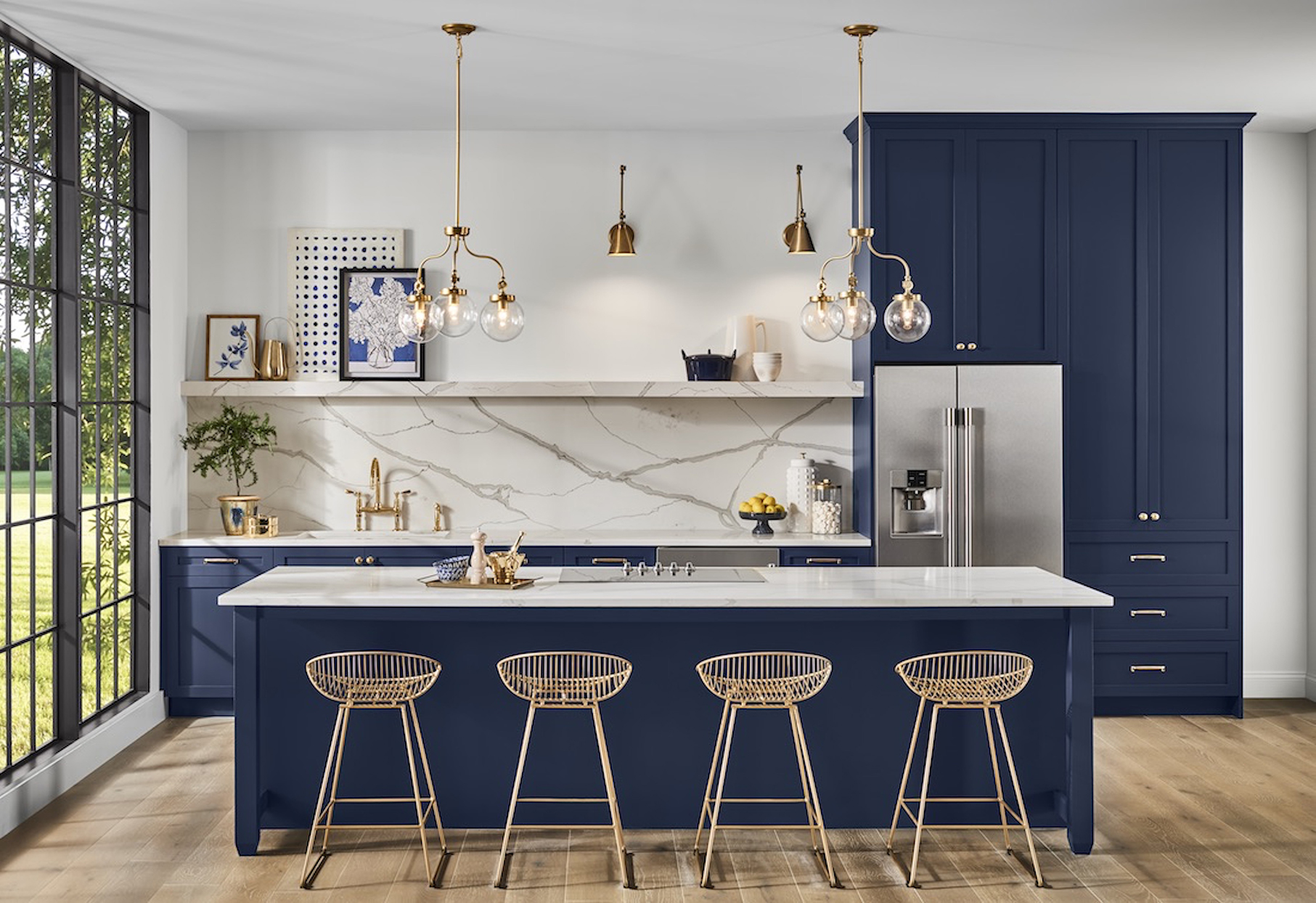 Sherwin-Williams Just Announced Its 2020 Color of the Year and We'll Be Using It Everywhere