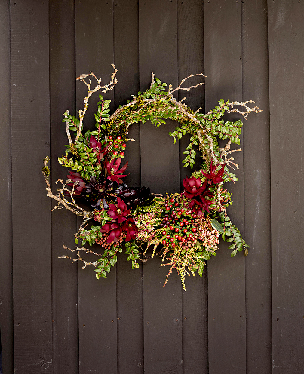 30 Gorgeous Fall Wreaths That Showcase Nature S Bounty Better Homes Gardens