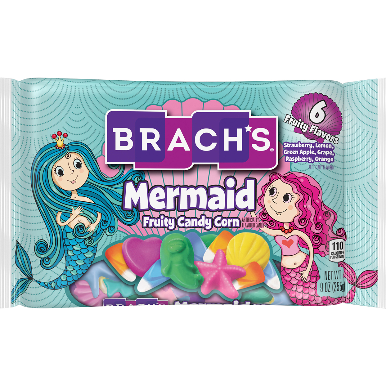 mermaid candy corn