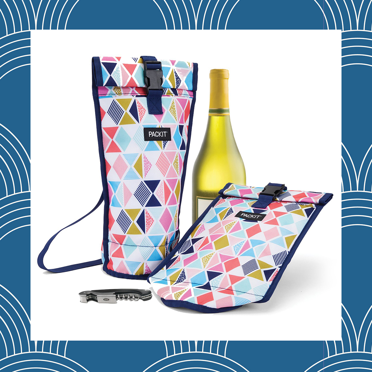 packit freezeable wine bag