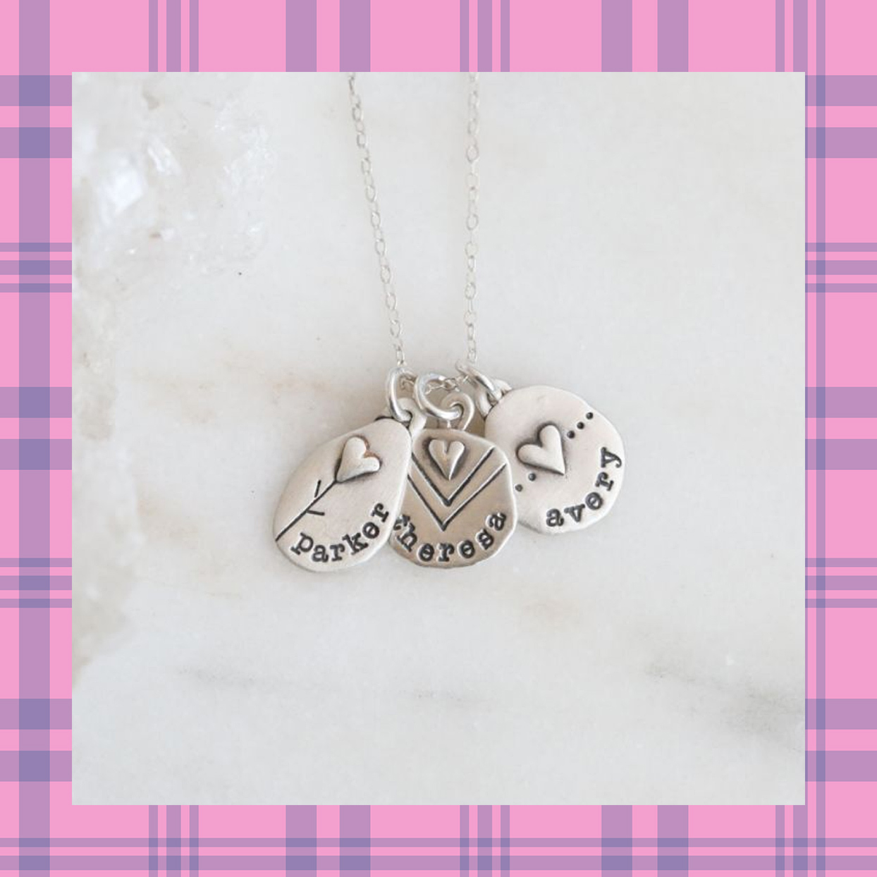 jumble of love necklace