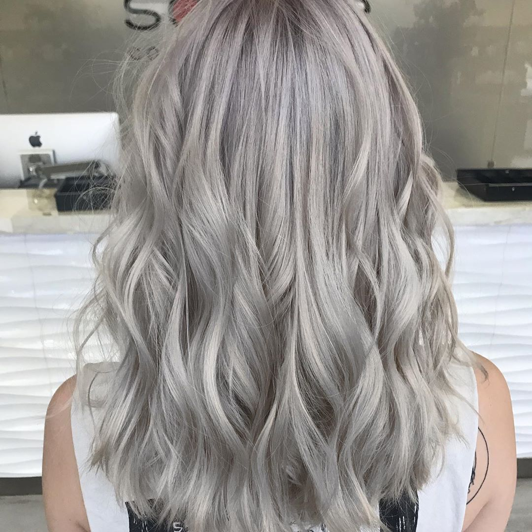 We\'re Calling It: Icy Blonde Is the Season\'s Coolest Hair ...