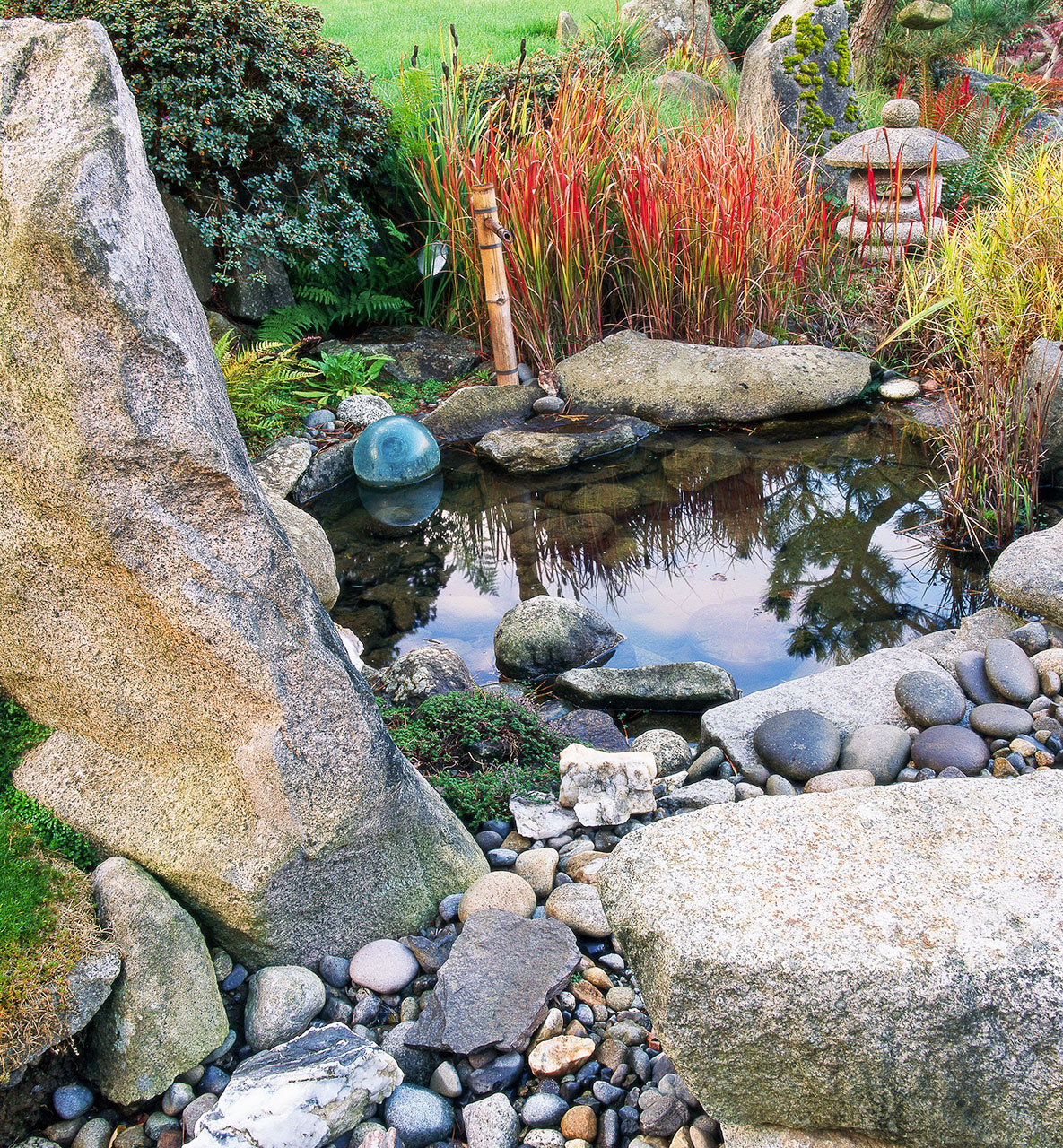 Essential Elements Of Japanese Garden Design | Better Homes & Gardens