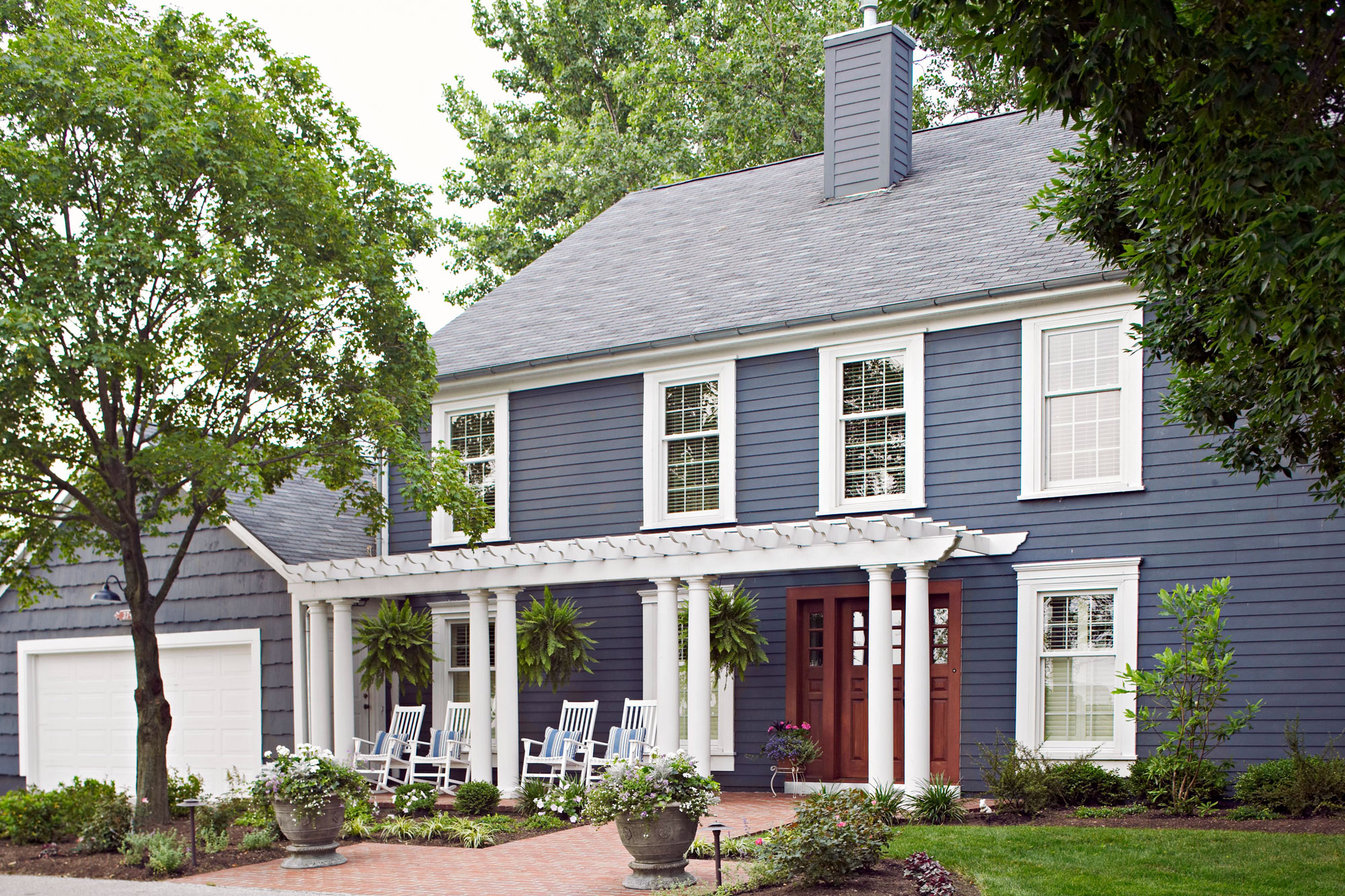 15 Exterior Entryway Designs with Charming Curb Appeal  Better