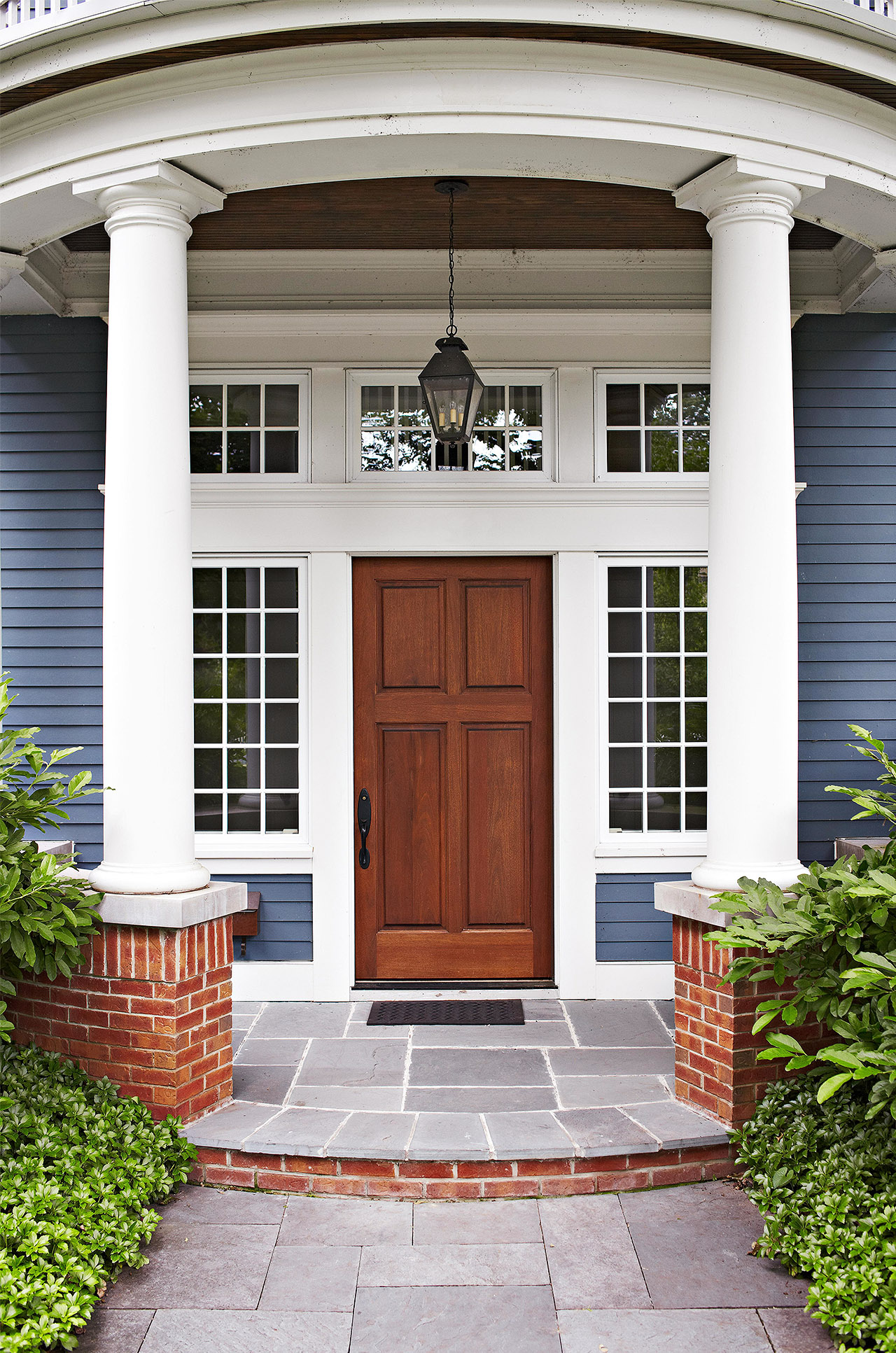 15 Easy Ways To Enhance Your Front Entry For An Inviting First Impression Better Homes Gardens