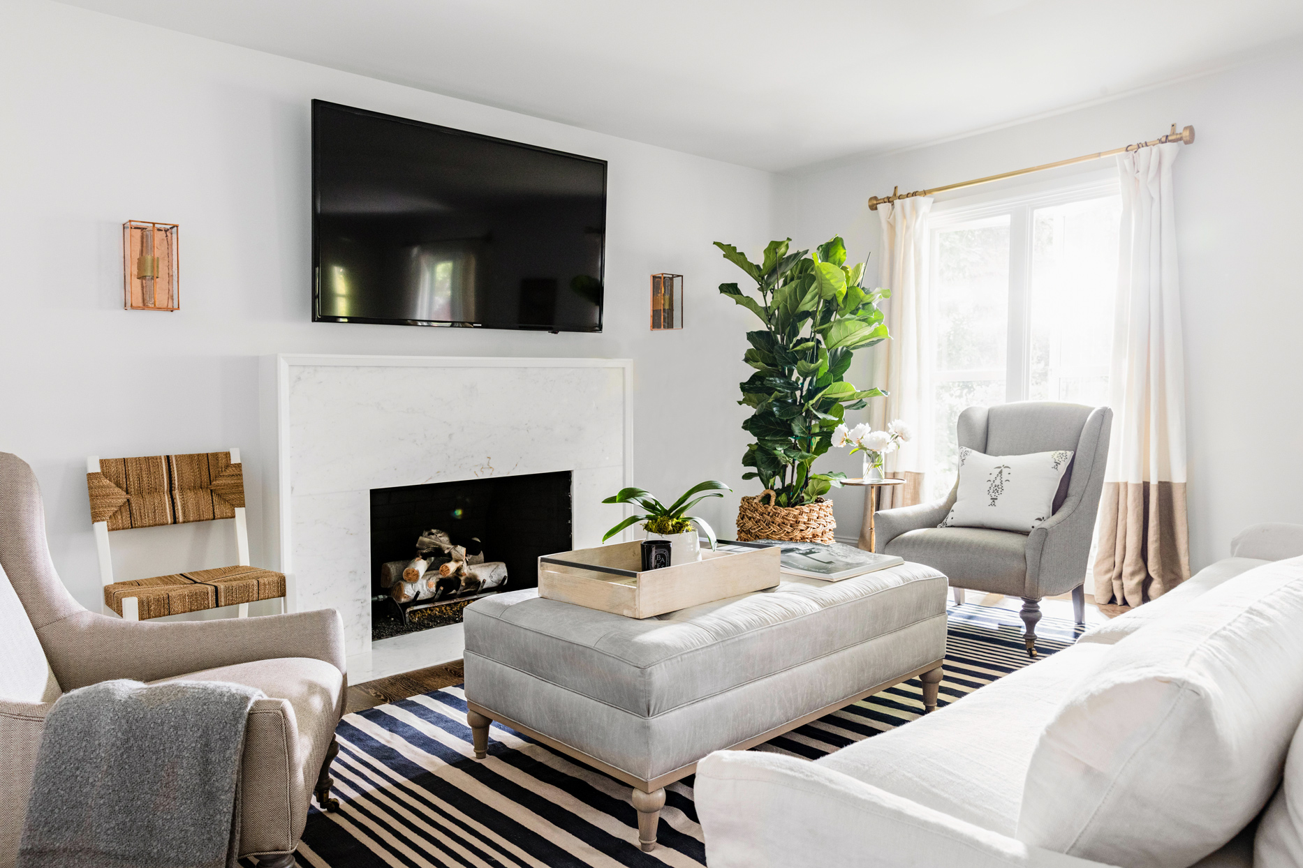 How To Arrange Furniture In Every Room, Living Room Dining Room Furniture Arrangement