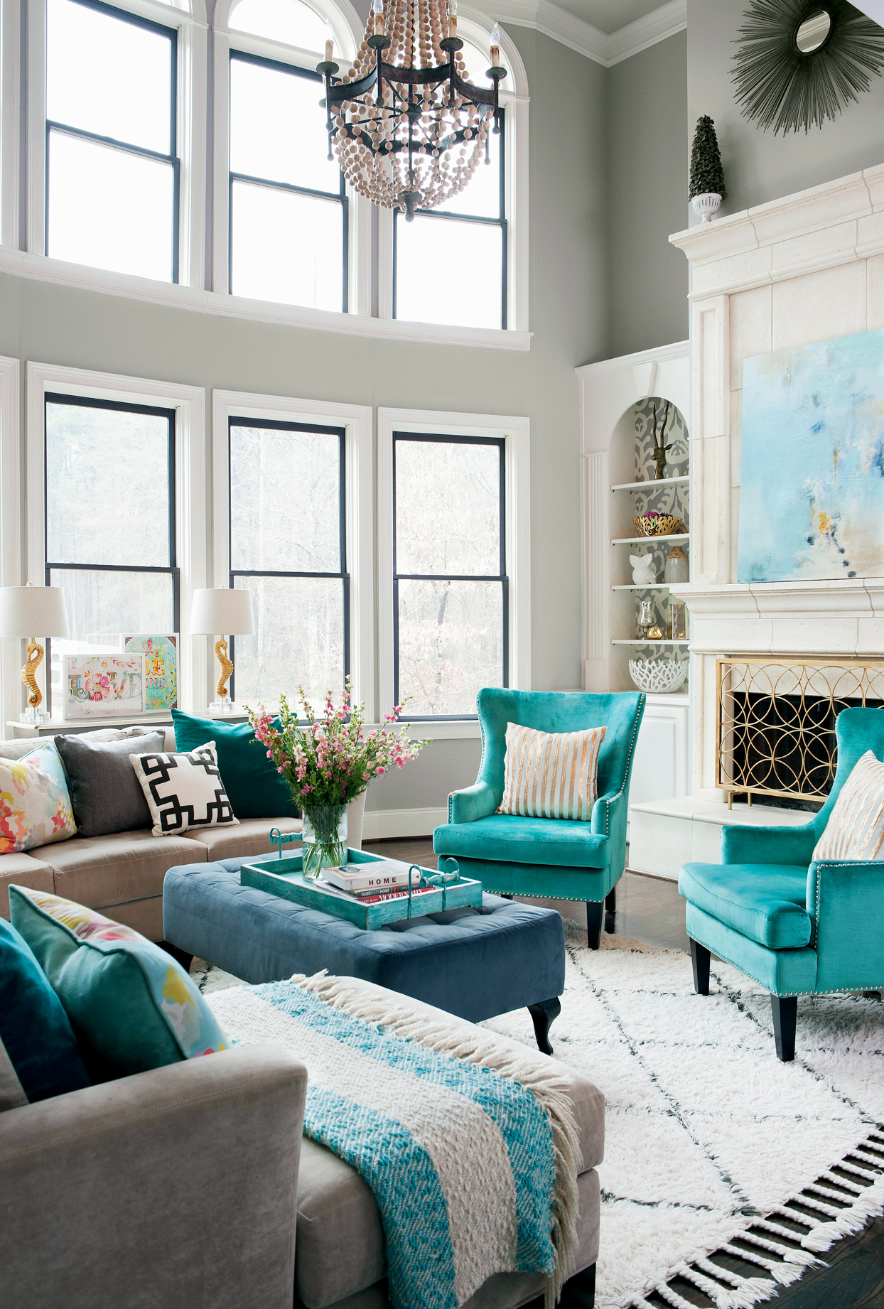 9 Living Room Color Schemes for a Cozy, Livable Space  Better