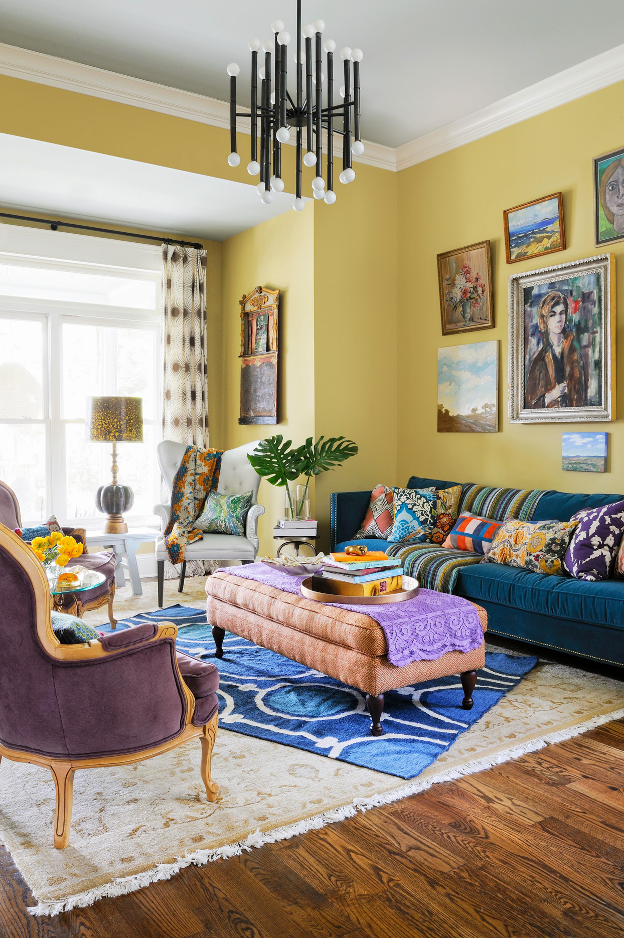 3 Yellow Living Room Ideas for a Bright, Happy Space  Better